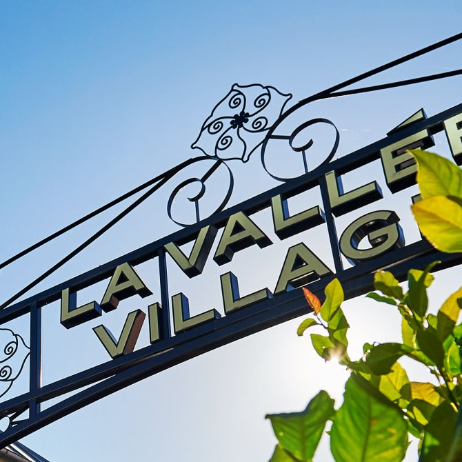 La Vallée Village is temporarily closed