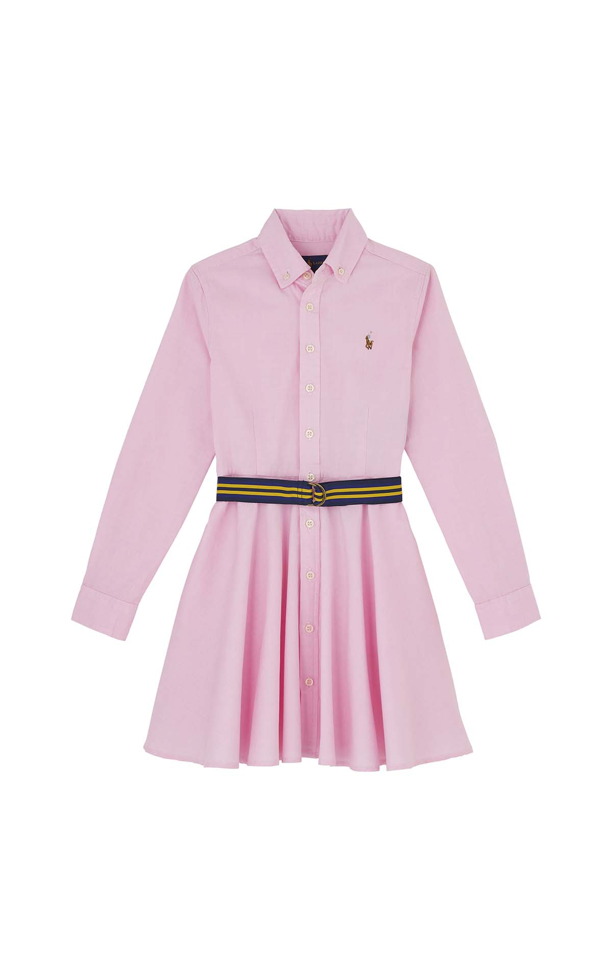 Polo Ralph Lauren Children Oxford shirtdress at The Bicester Village Shopping Collection