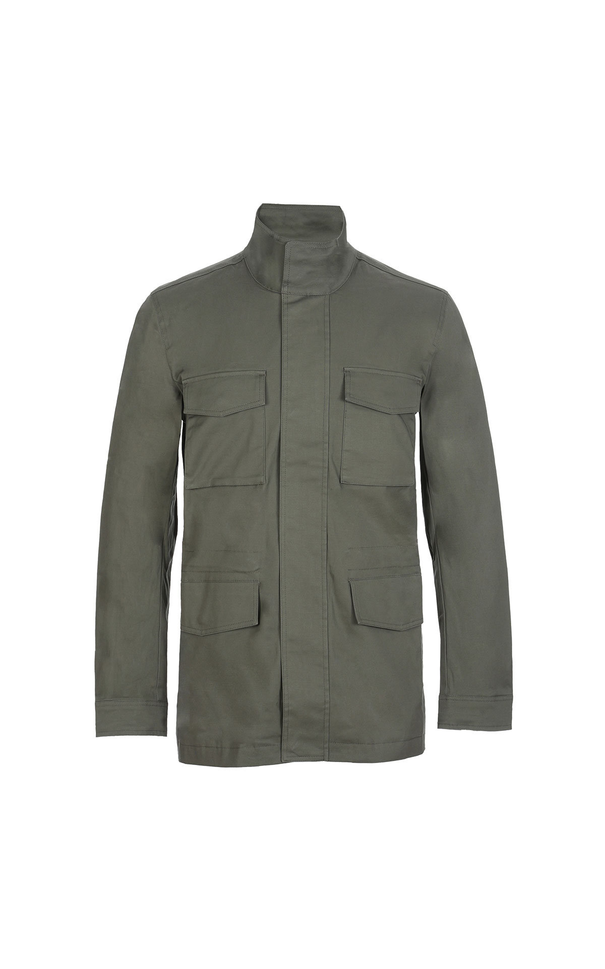 Chaqueta gris Brooks Brothers
