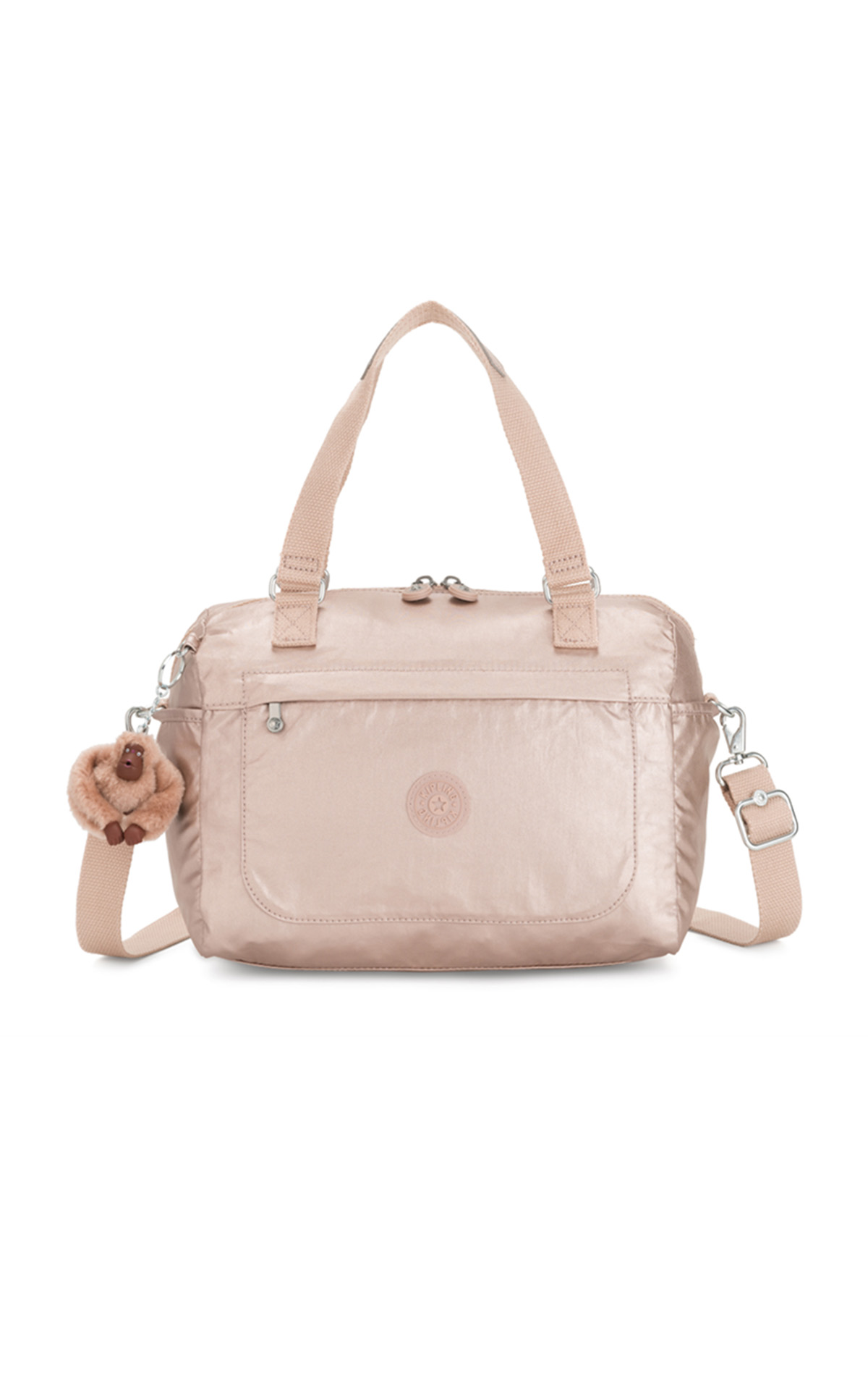 Pink backpack Kipling