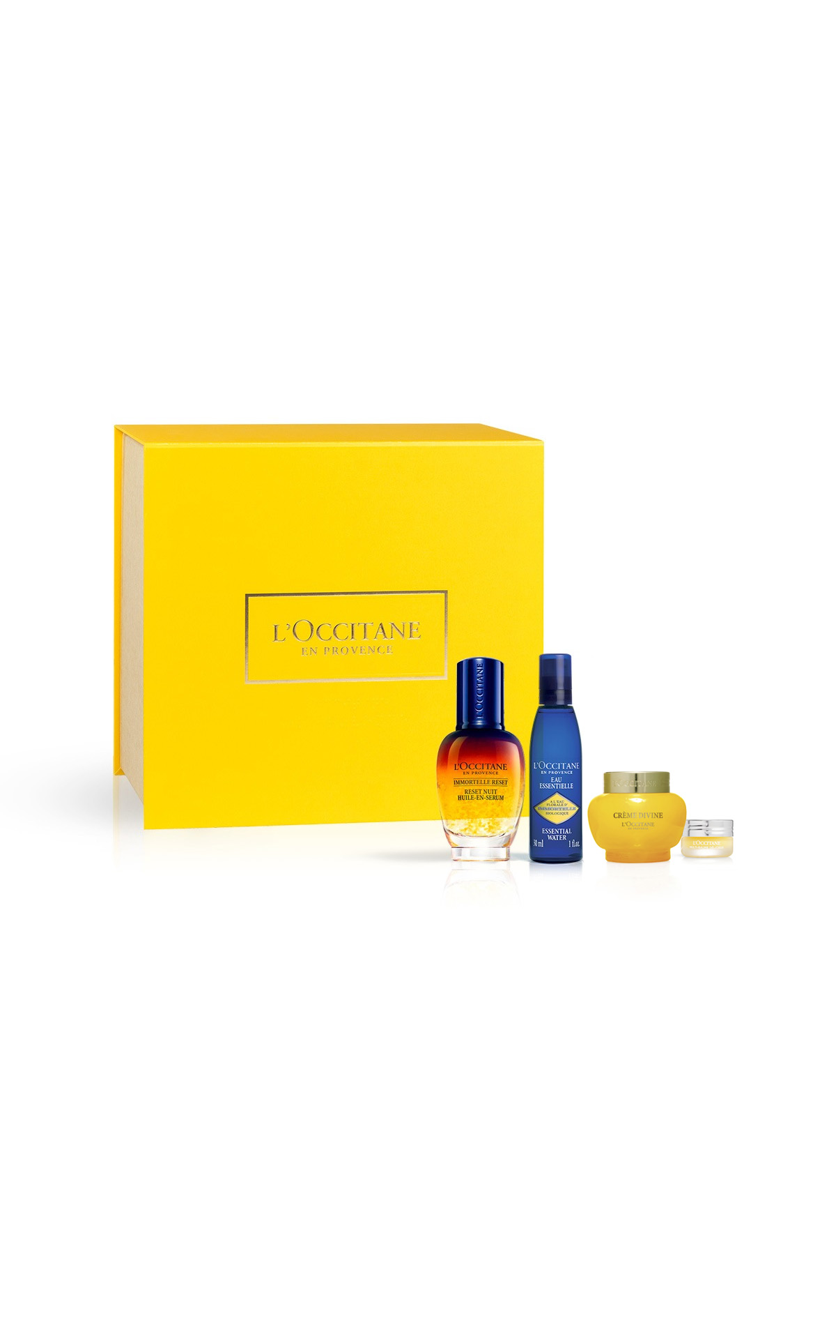 Siempreviva cream pack L'Occitane en Provence