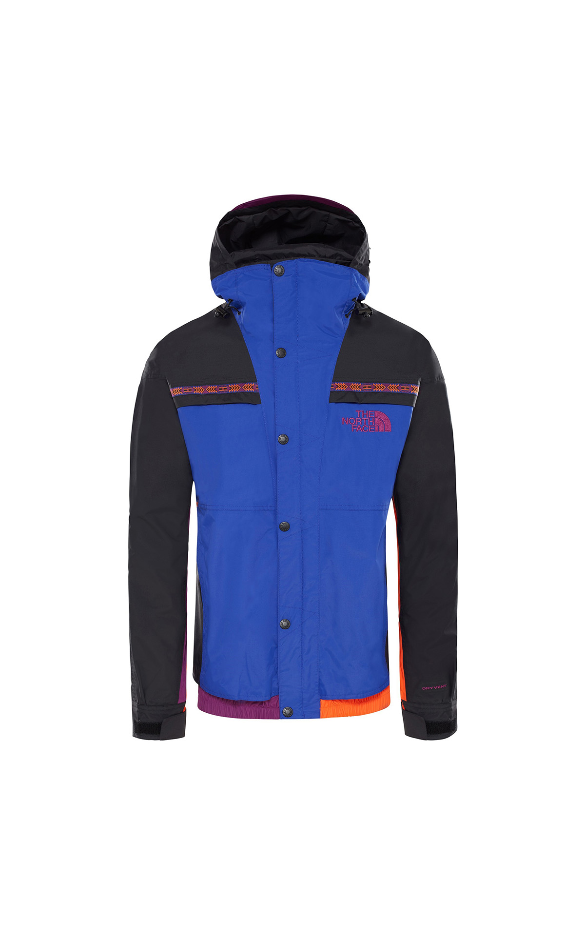 The North Face M 92 retro rage rain jacket from Bicester Village