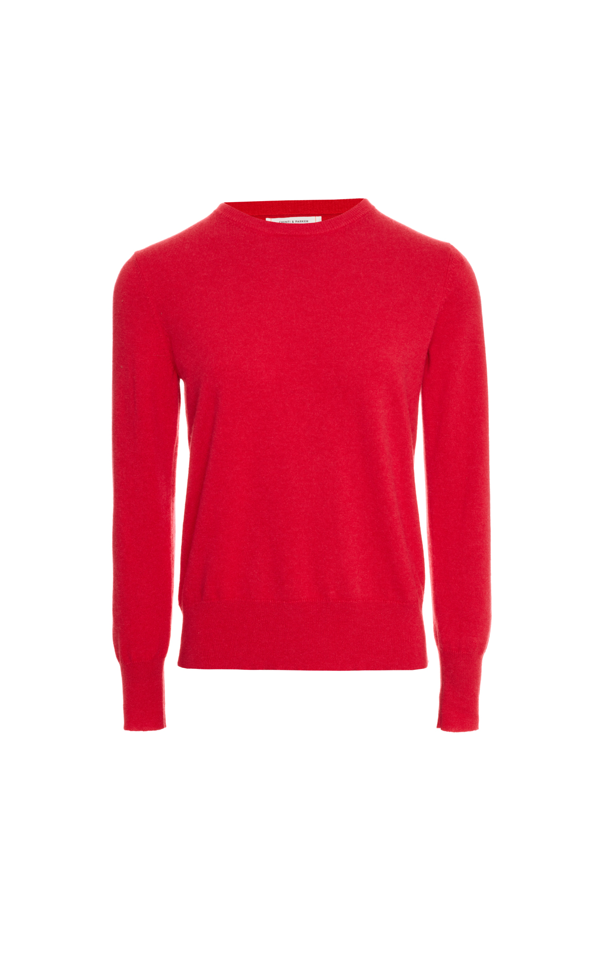 Chinti & Parker Fragola crew neck sweater from Bicester Village