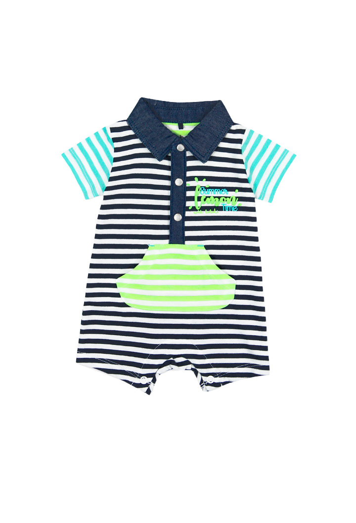 Striped body for baby Bóboli