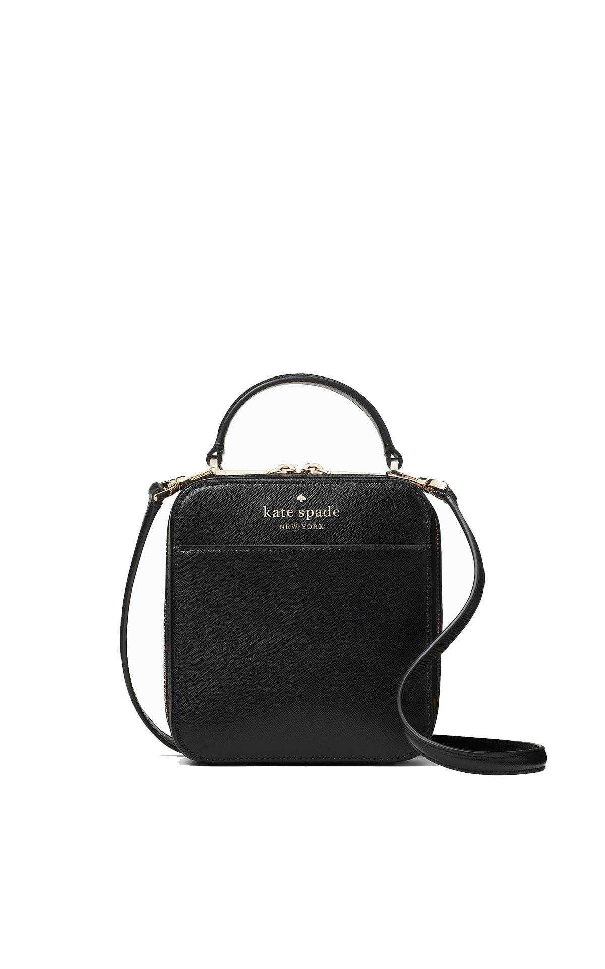kate spade new york Daisy vanity crossbody - black from Bicester Village