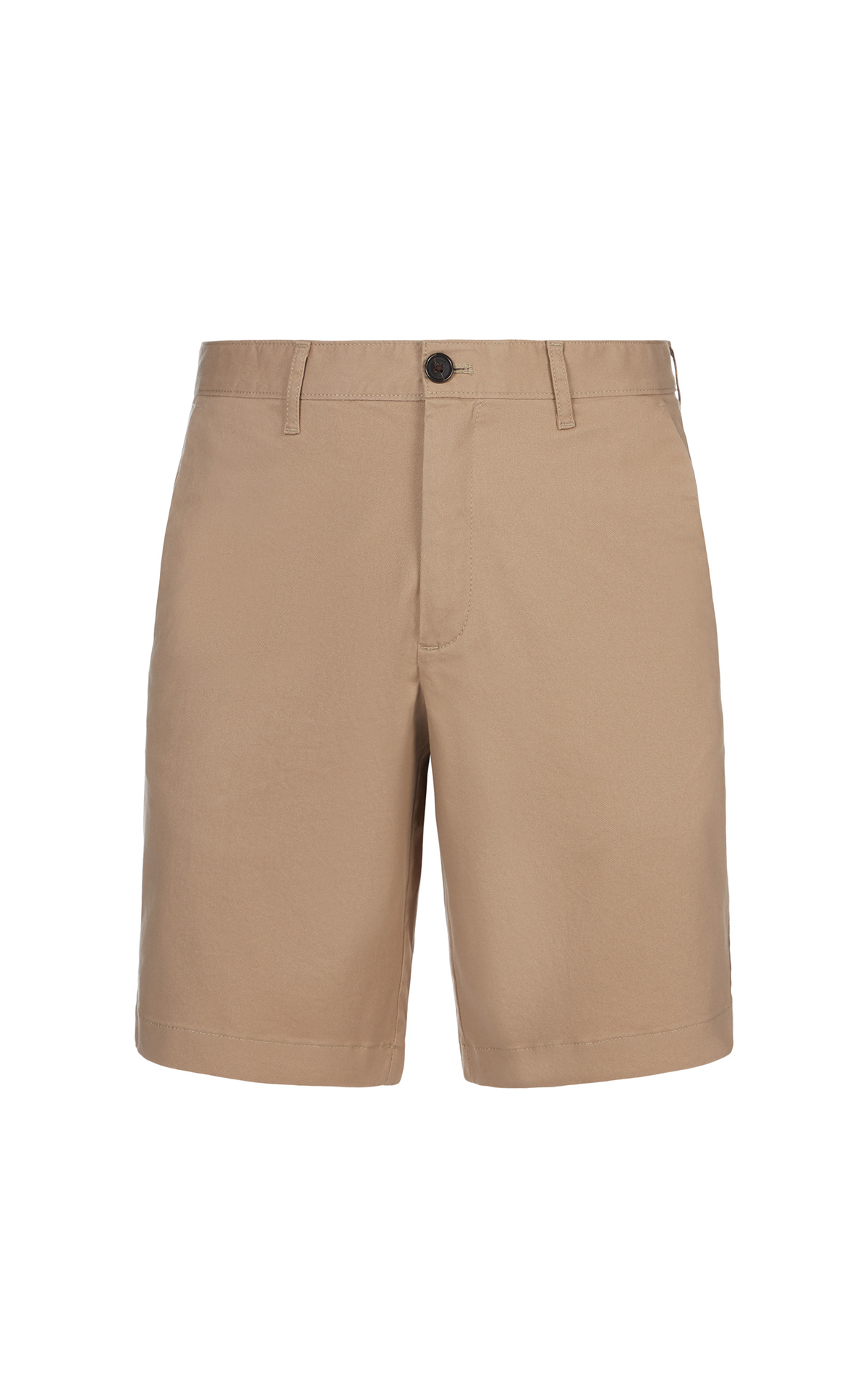 Michael Kors men's cotton short in khaki at The Bicester Village Shopping Collection