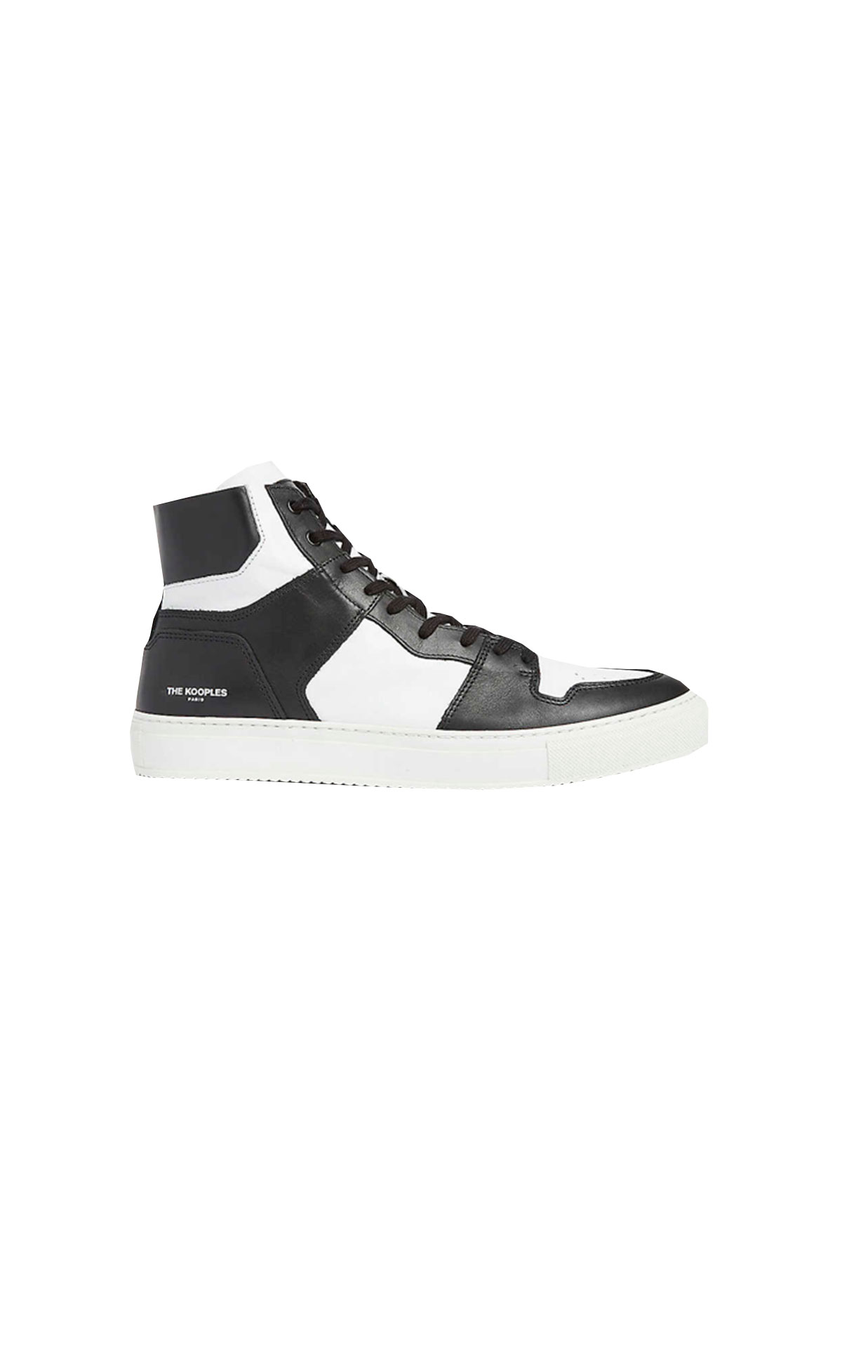 Black and white sneakers The Kooples