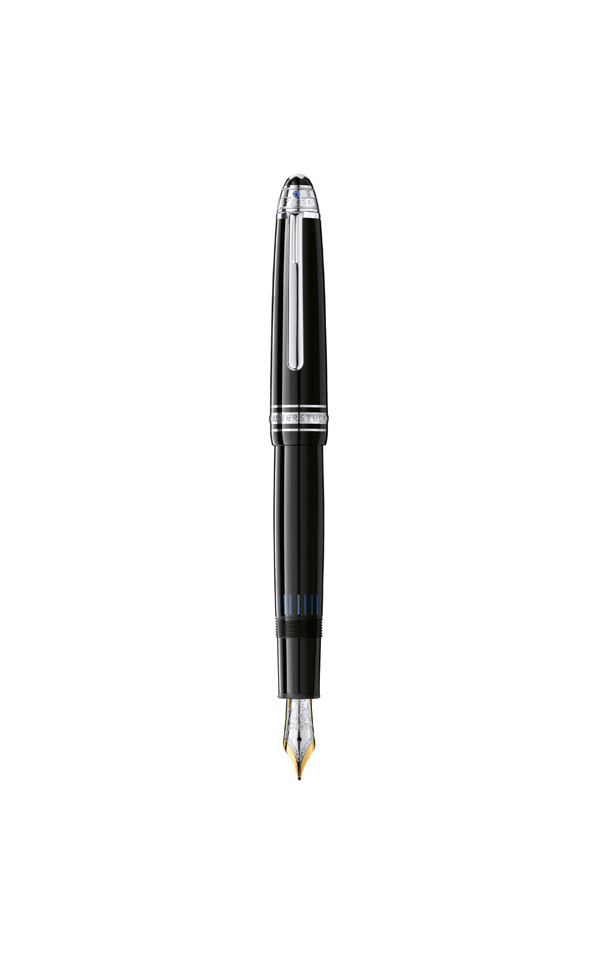 Montblanc FP Montblanc UNICEF meisterstück le grand platinum fountain from Bicester Village