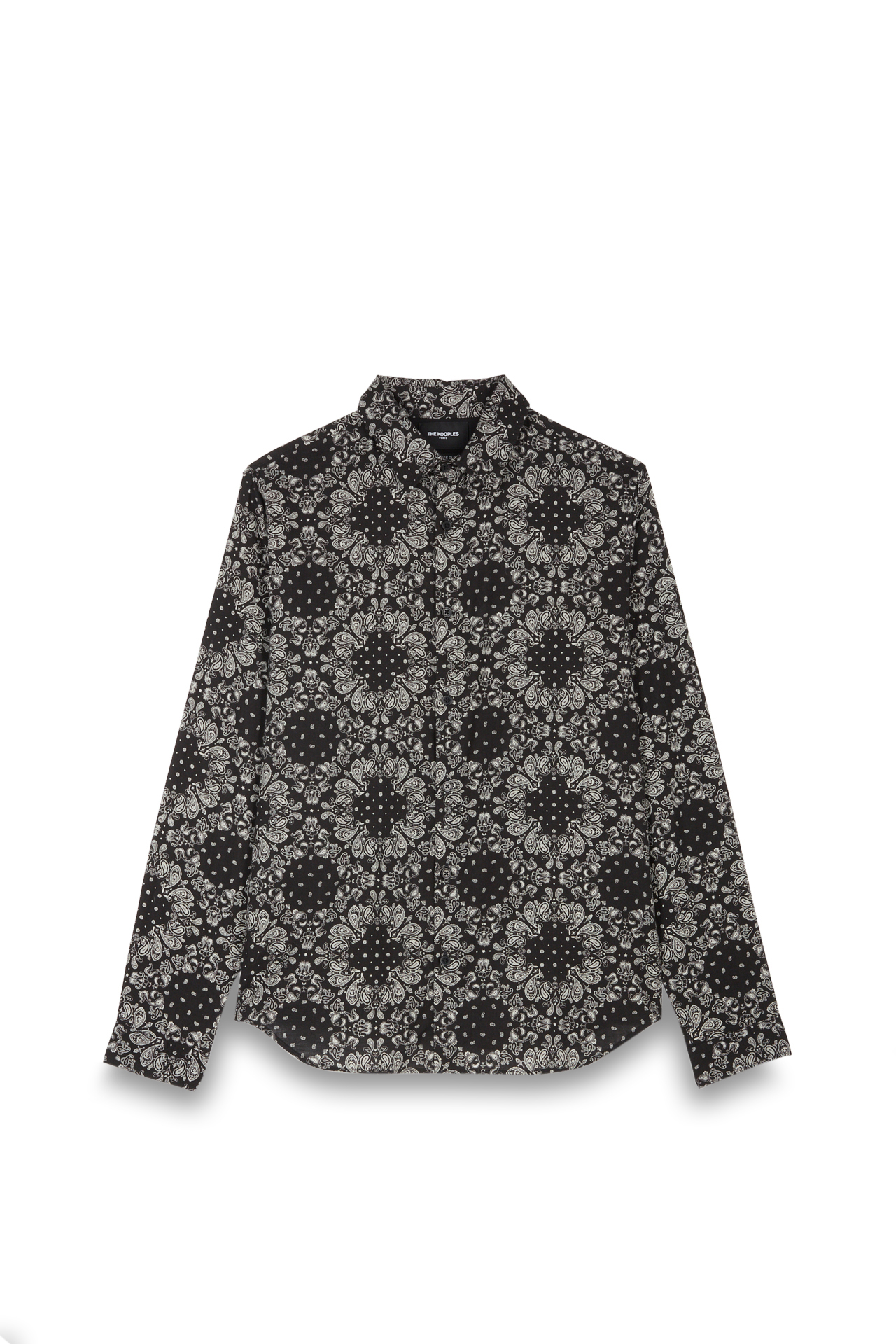 The Kooples Printed shirt La Vallée Village