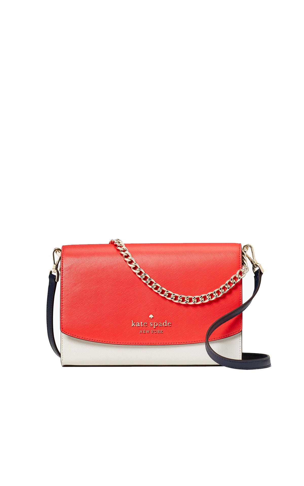 kate spade new york Carson colourbock convertible crossbody from Bicester Village