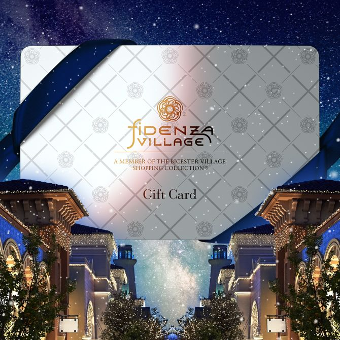 Gift Card Fidenza Village