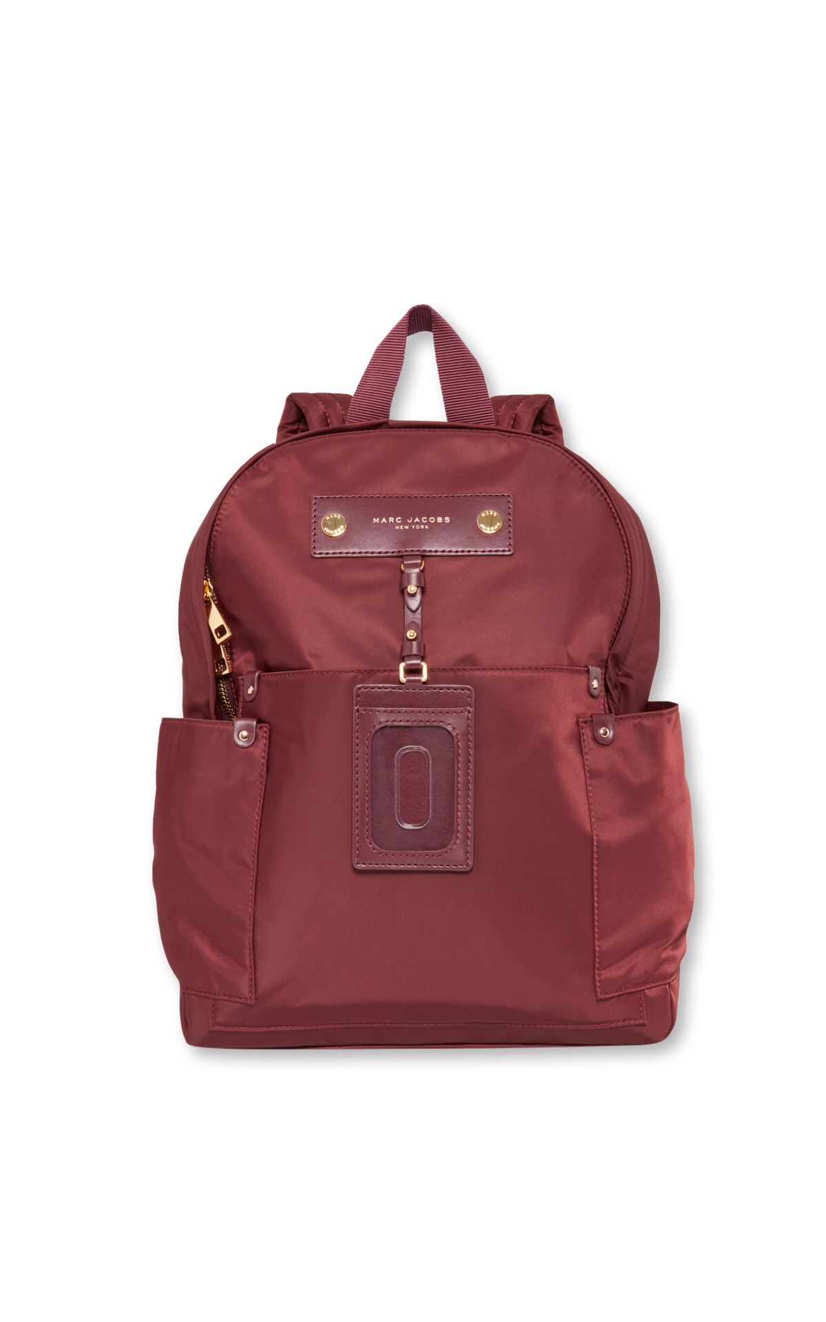 Marc Jacobs Burgundy backpac