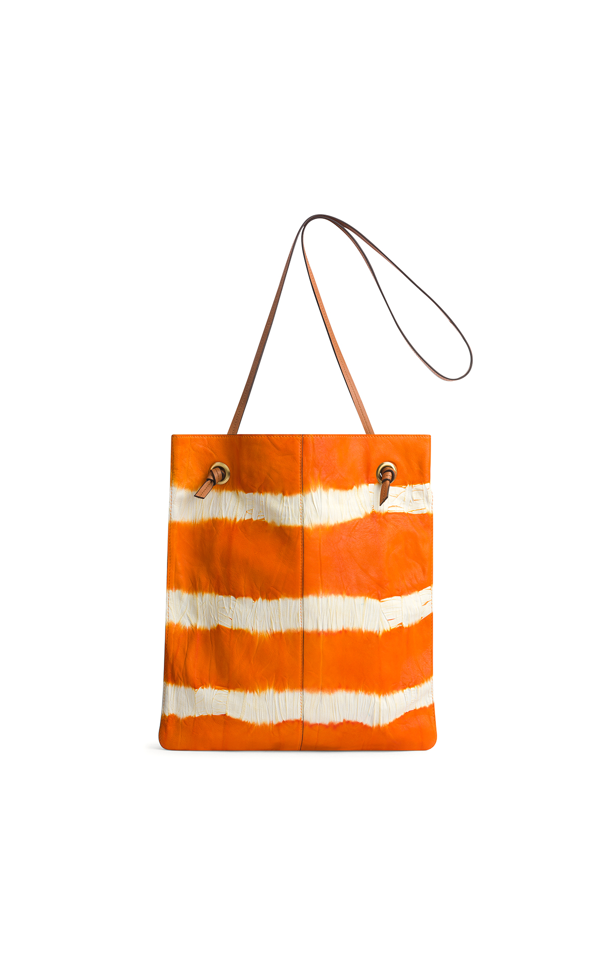 Gerard Darel Orange bag La Vallée Village