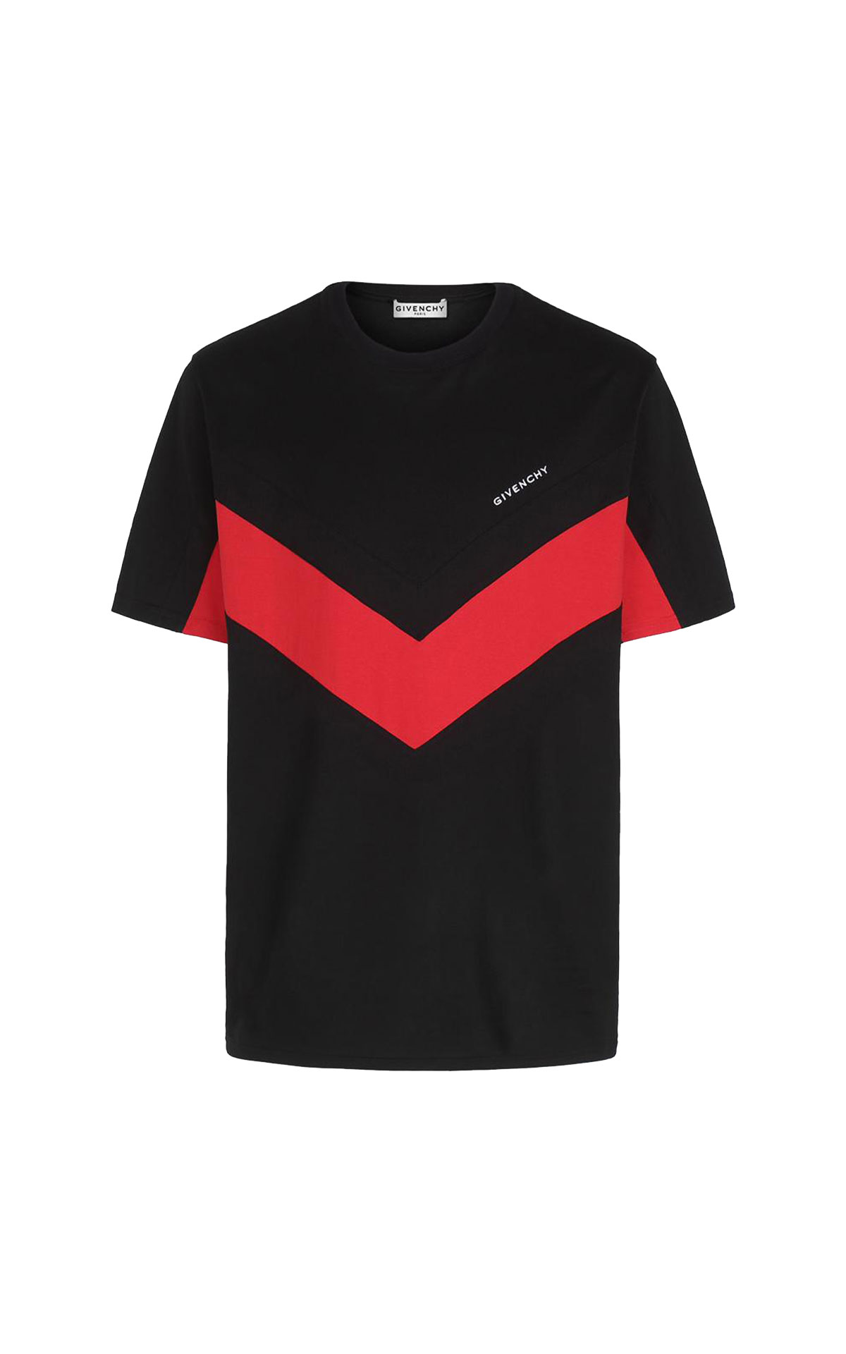 Givenchy Red and black t-shirt from Bicester Village