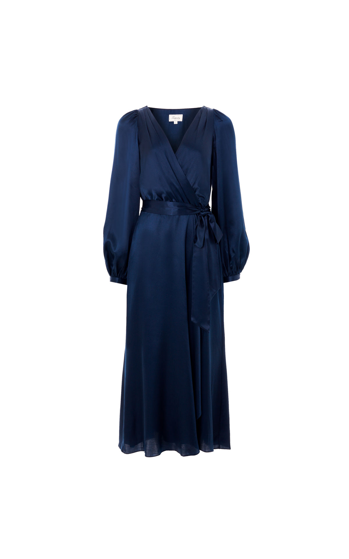 Temperley London Birdie wrap dress from Bicester Village