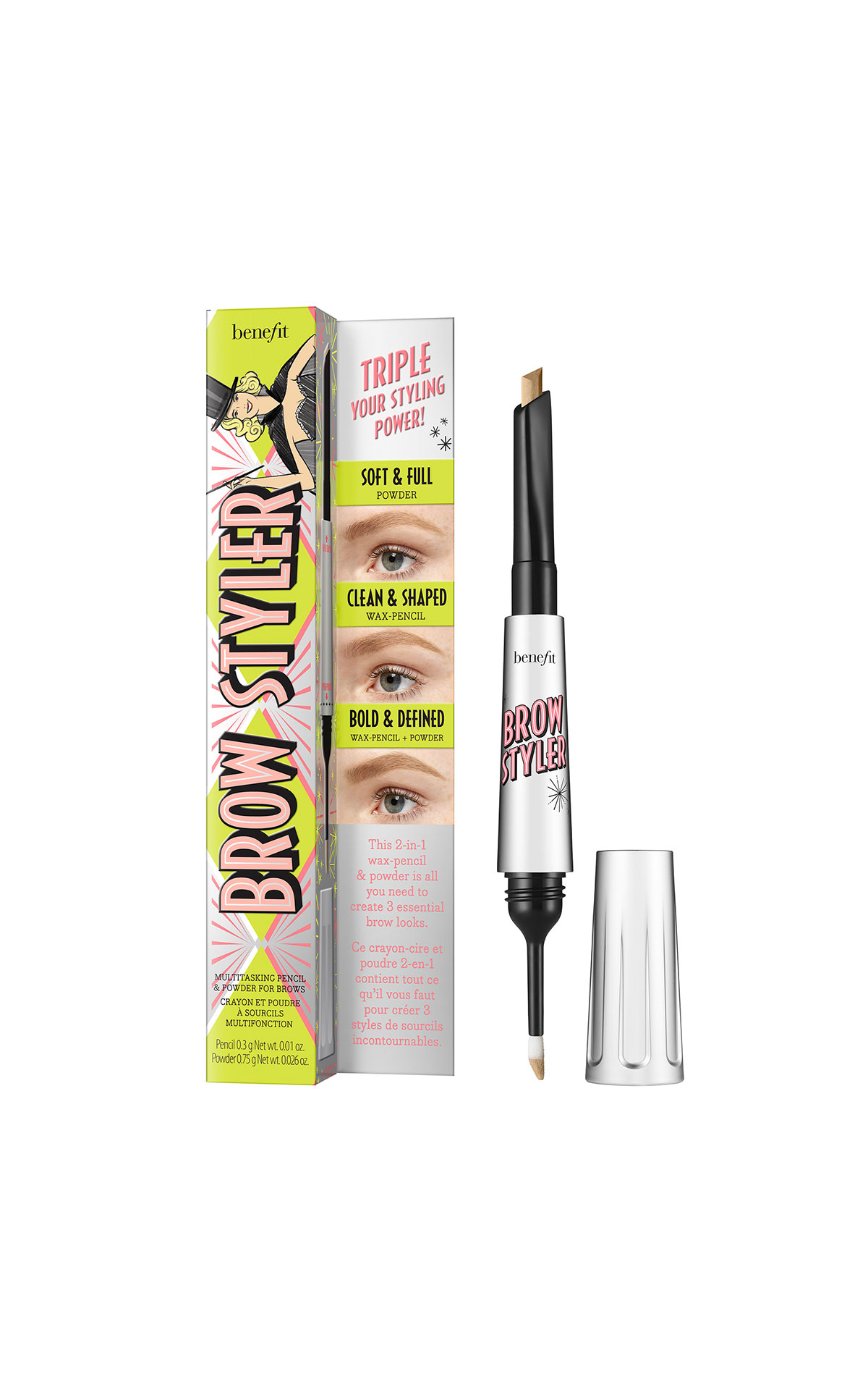 Benefit Cosmetics Brow styler  from Bicester Village