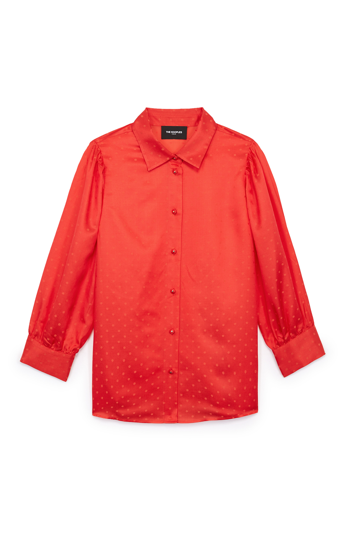 Red shirt The Kooples