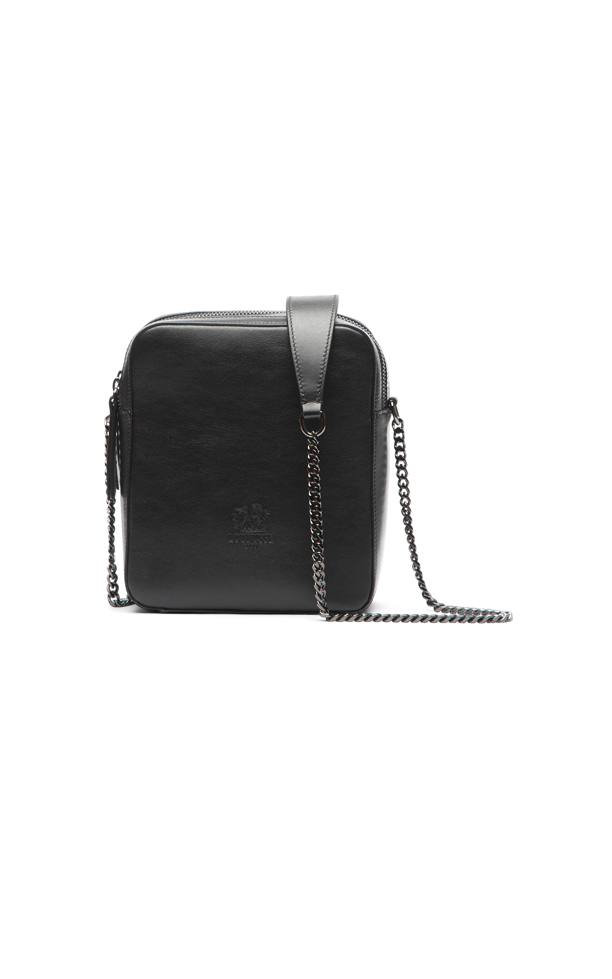 Black shoulder bag Lottusse
