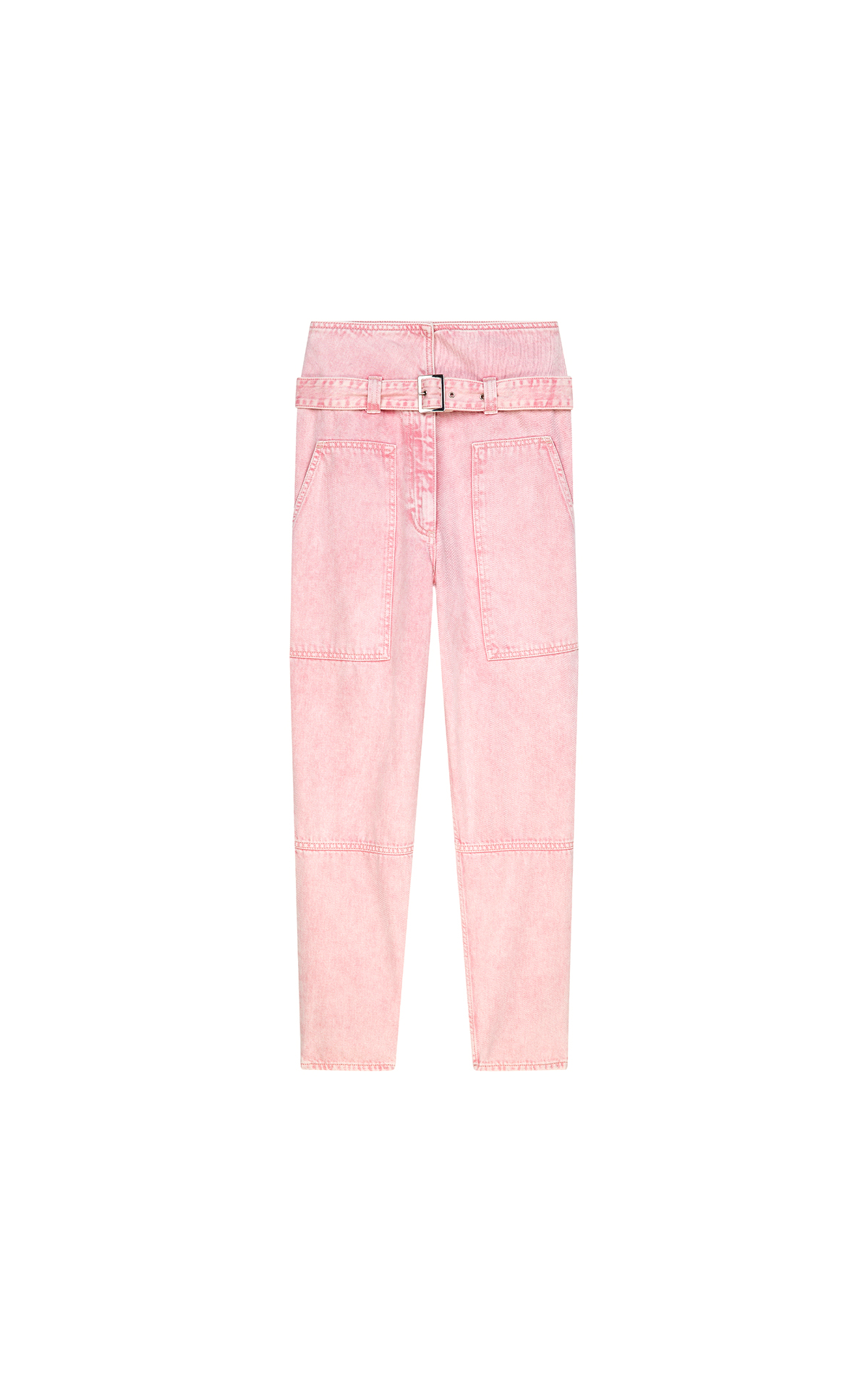 Claudie Pierlot Pantalon Paint Est La Vallée Village