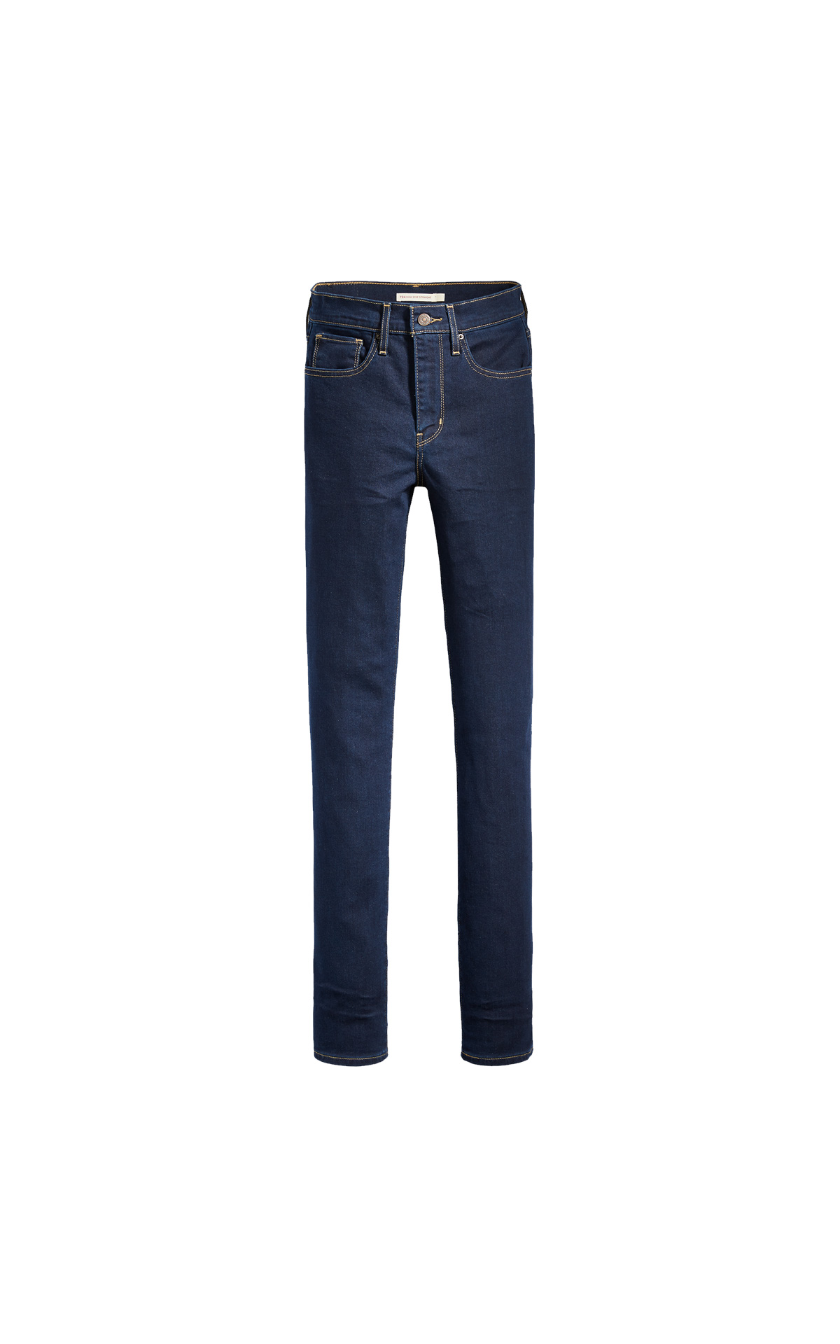 724 high rise straight jeans for woman Levi's