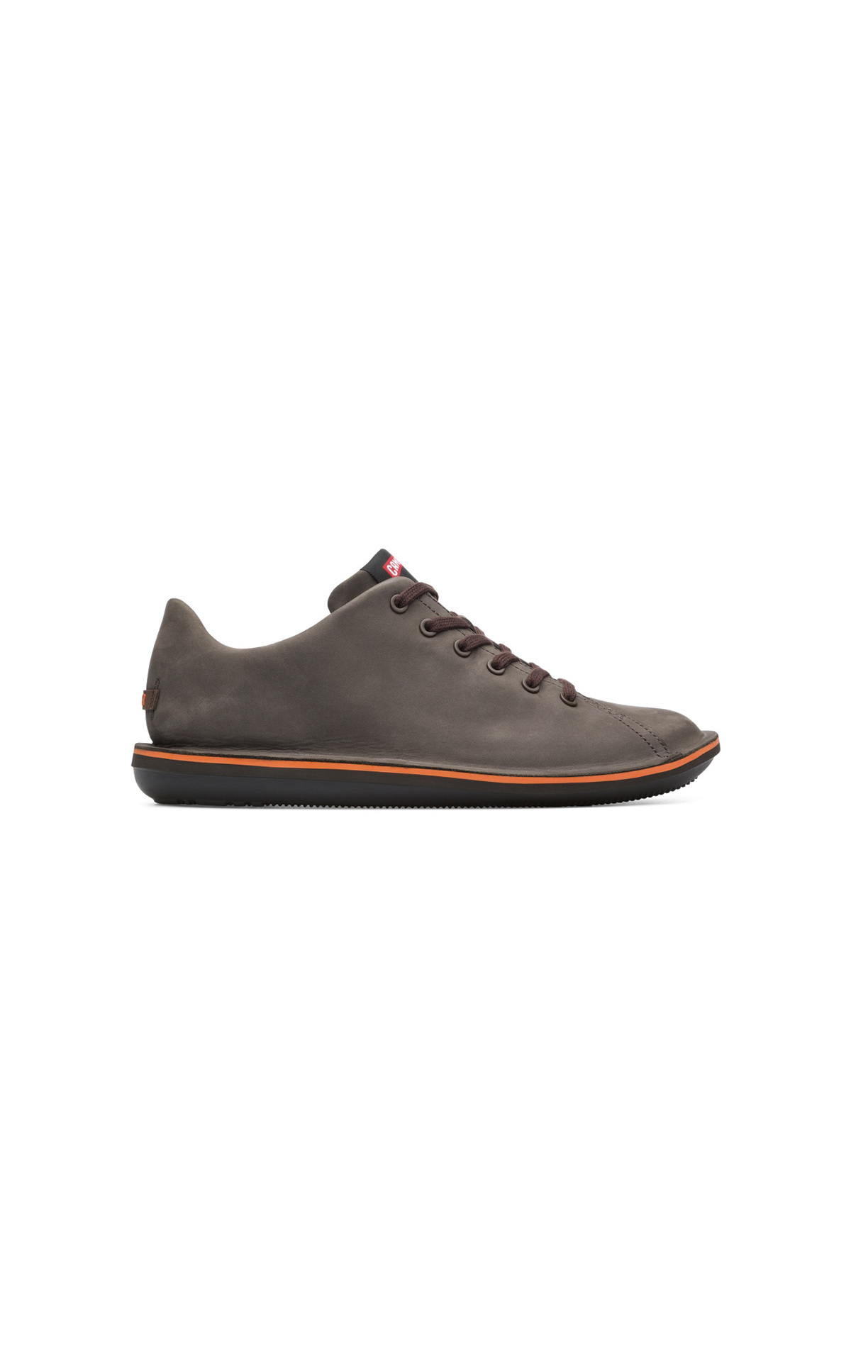 Grey leather sneakers man Camper