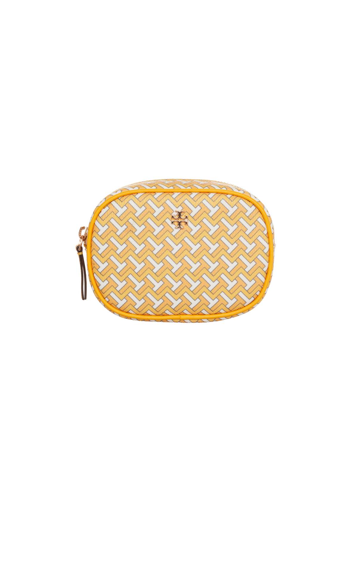 Tory Burch T zag cosmetic case from Bicester Village