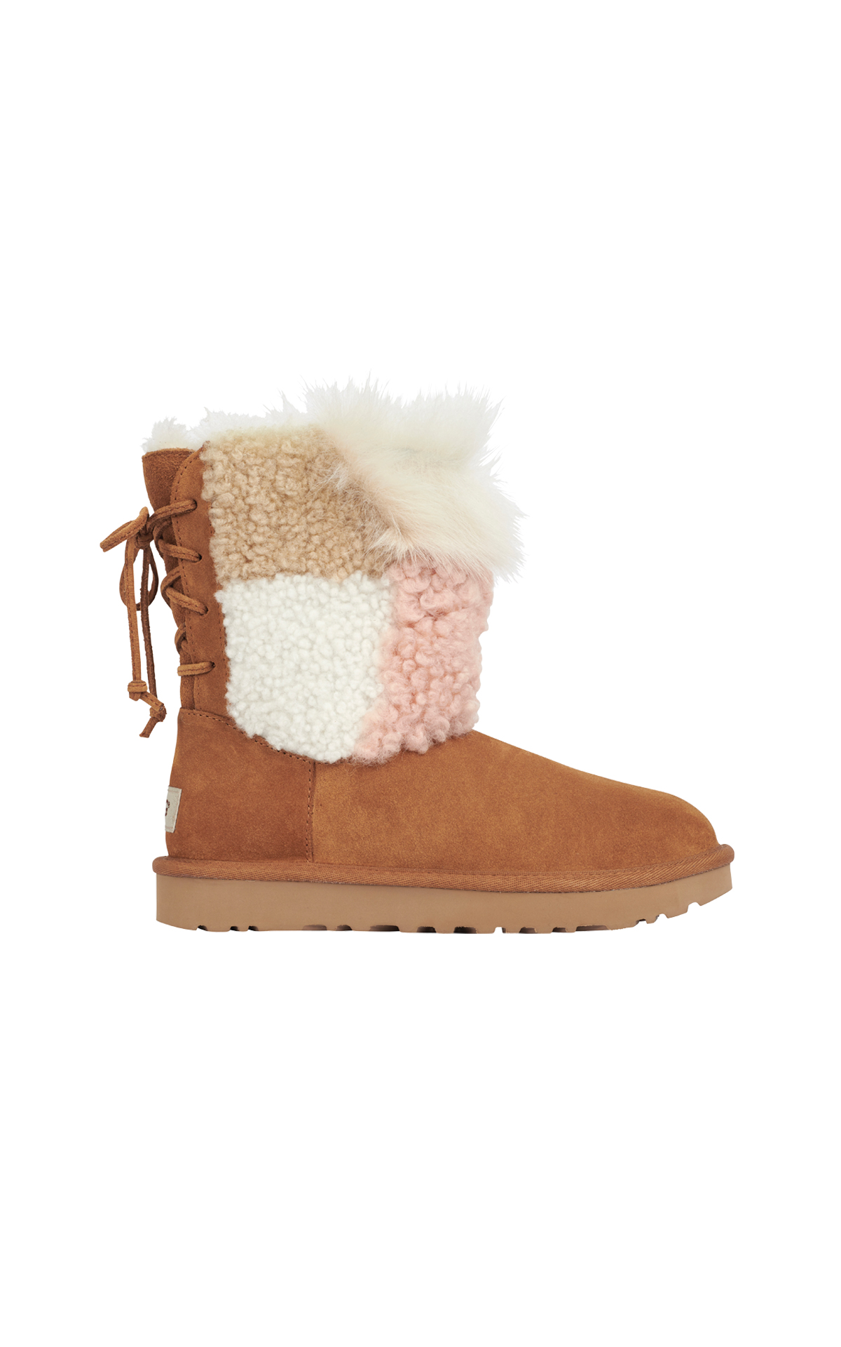 Camel ankle boot UGG