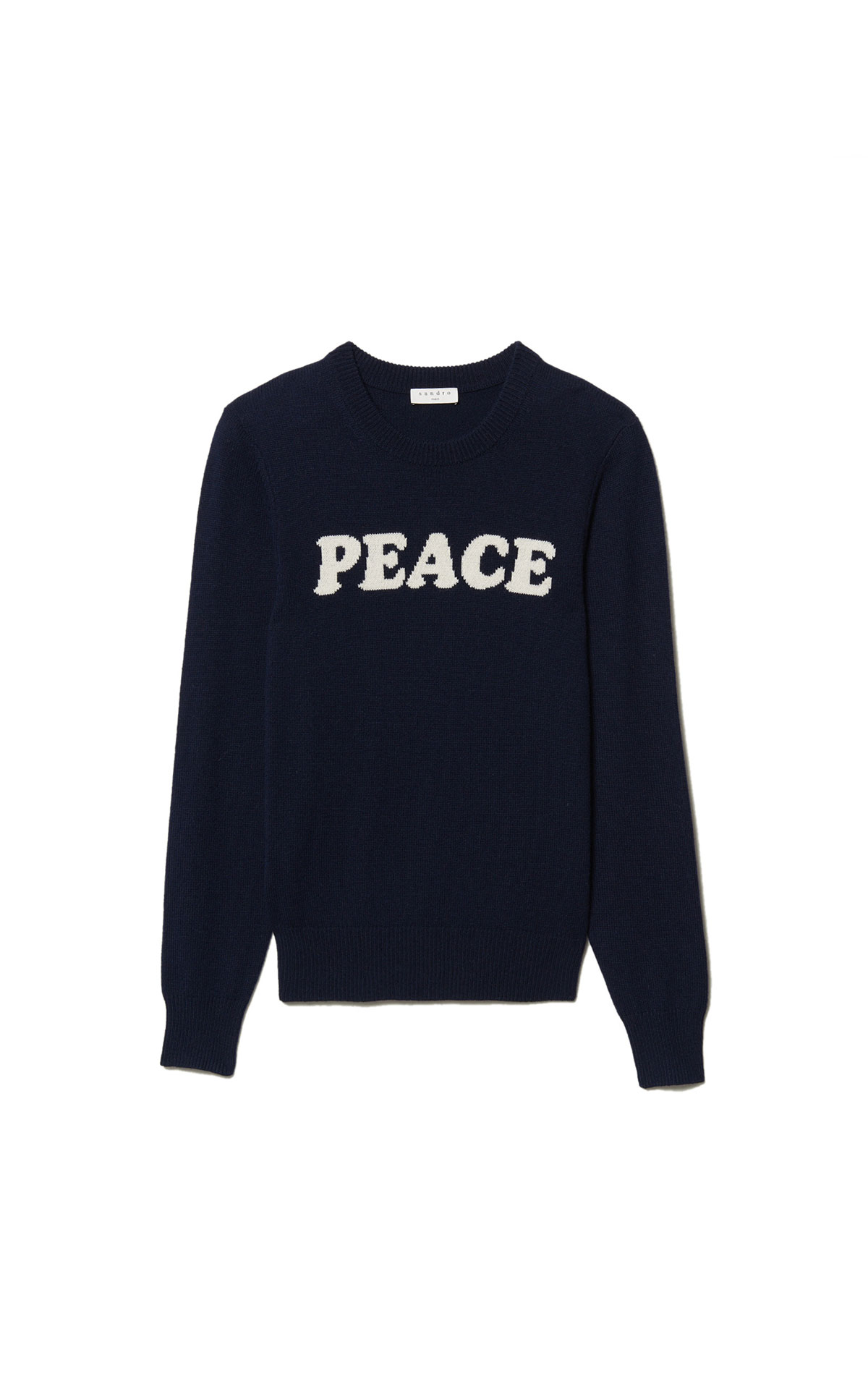 Sandro Men's sweatshirt at The Bicester Village Shopping Collection