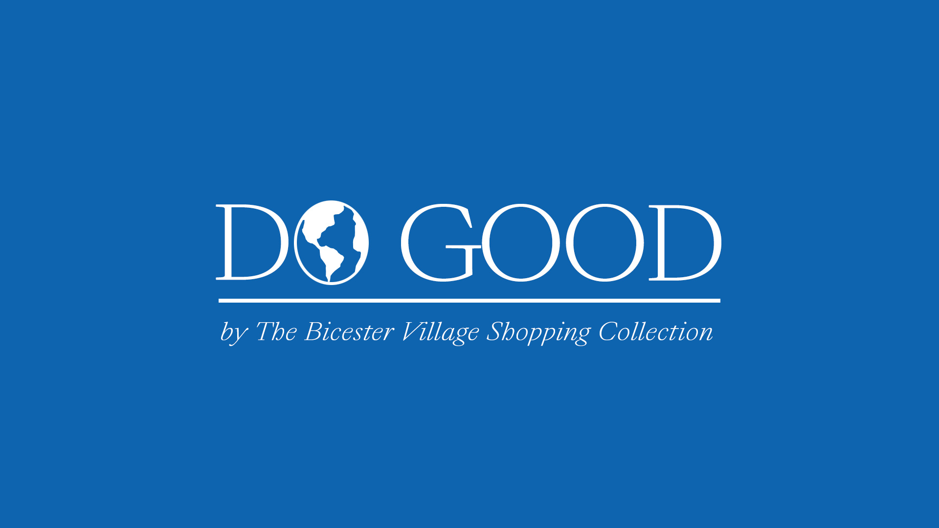 Logo Do Good