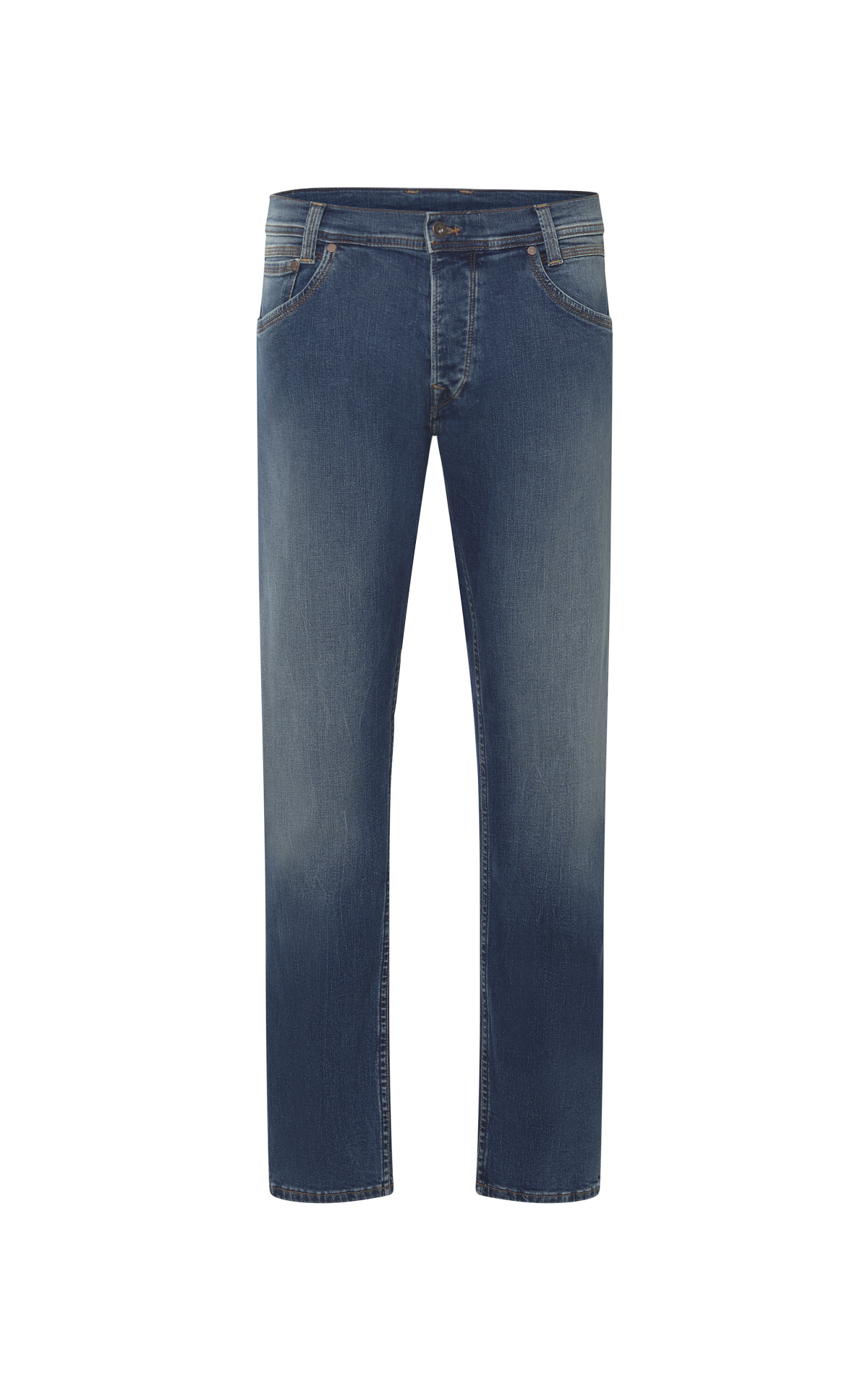 Dark blue denim jeans man Pepe Jeans