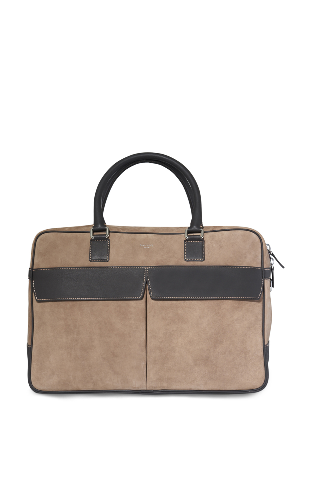 Hackett Sac beige et marron*