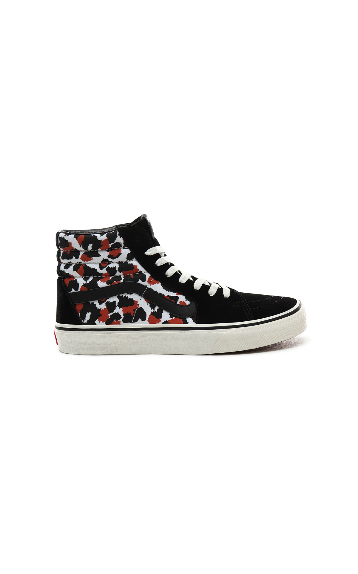 Vans UA sk8-hi leopard black from Bicester Village