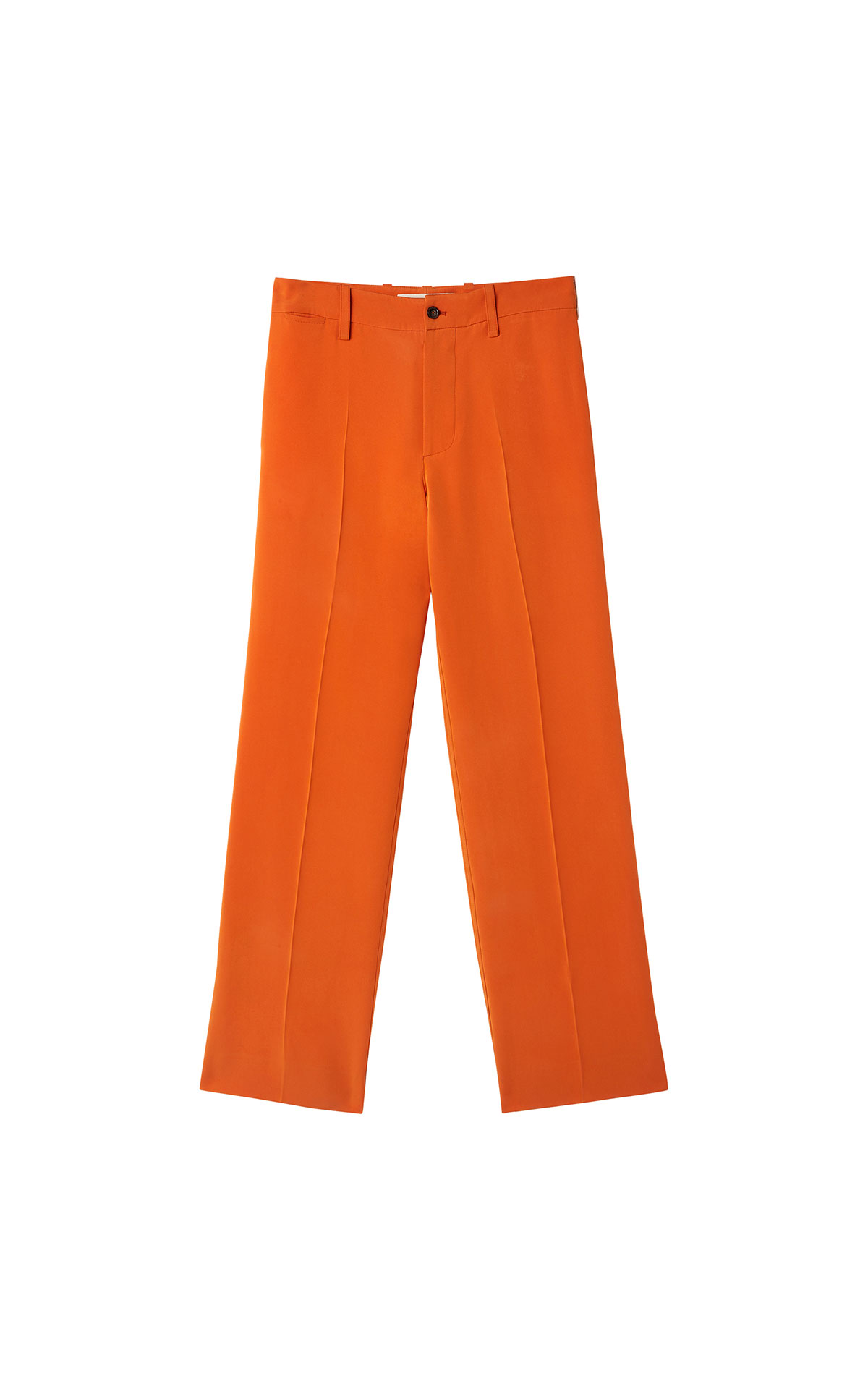 Marni Bicrepe cady trousers from Bicester Village