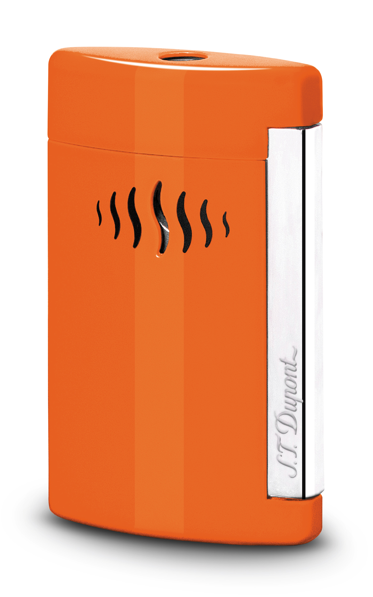 S.T.Dupont Briquet Minijet orange corail
