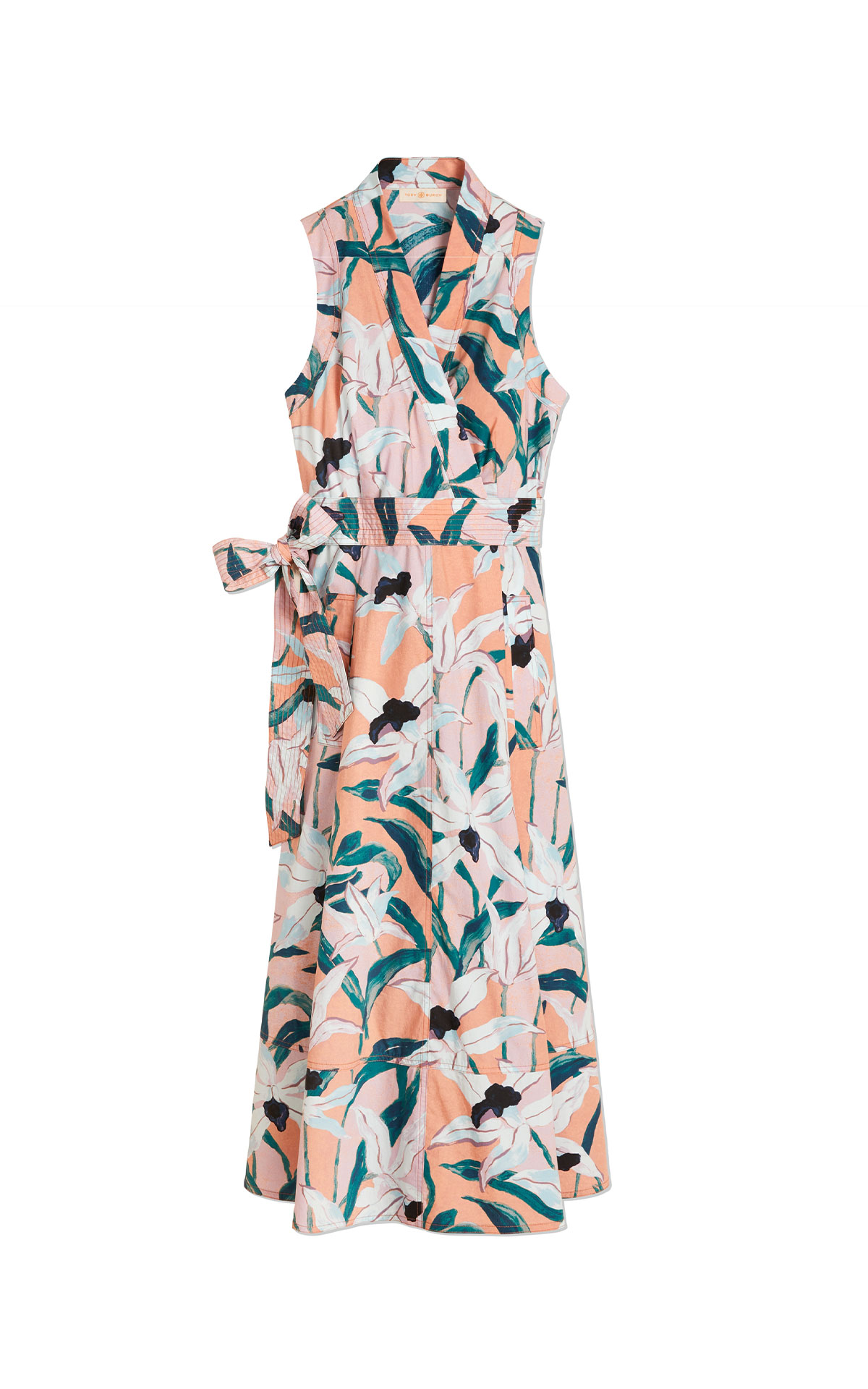 Tory Burch Printed wrap dress from Bicester Village