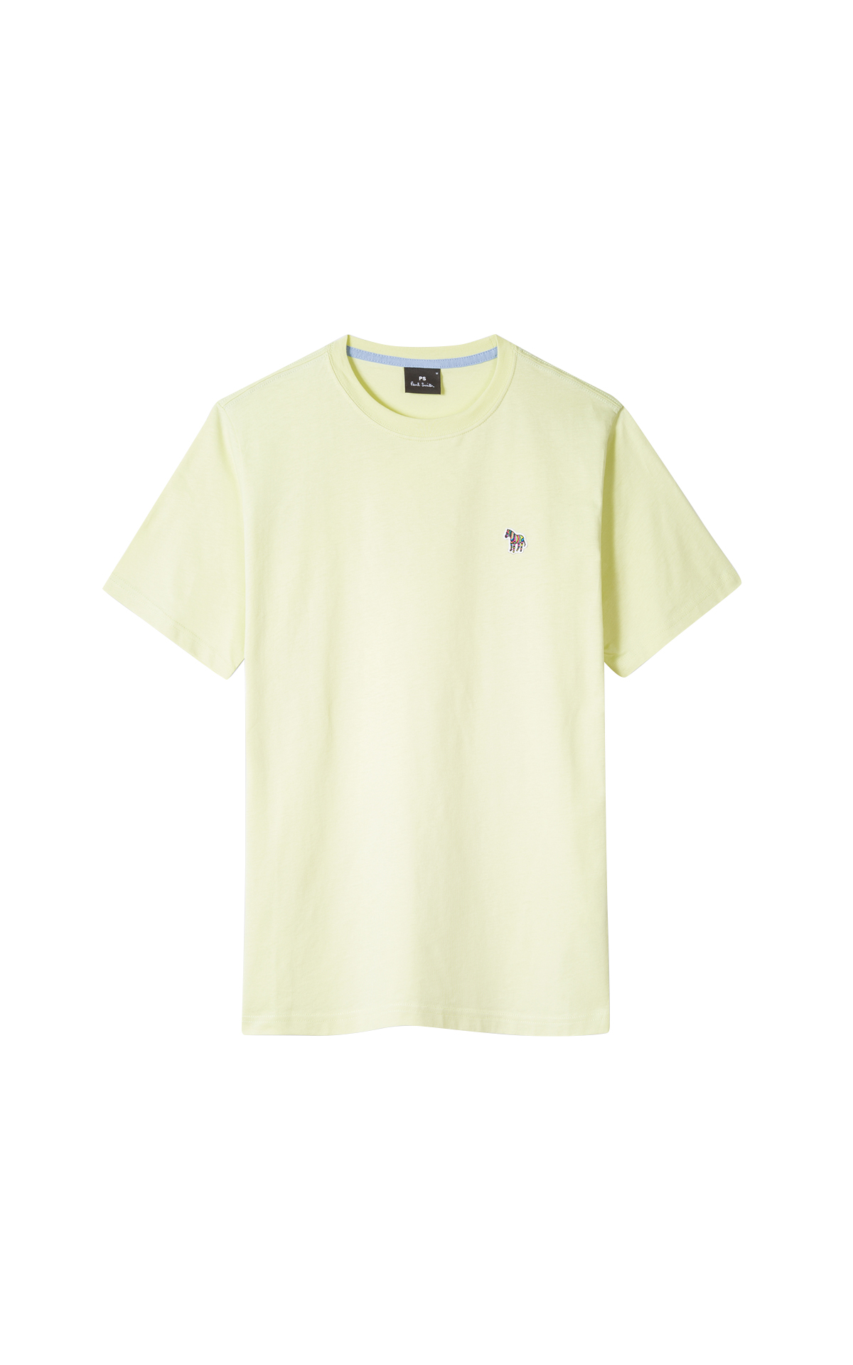 La Vallée Village Paul Smith t-shirt jaune homme