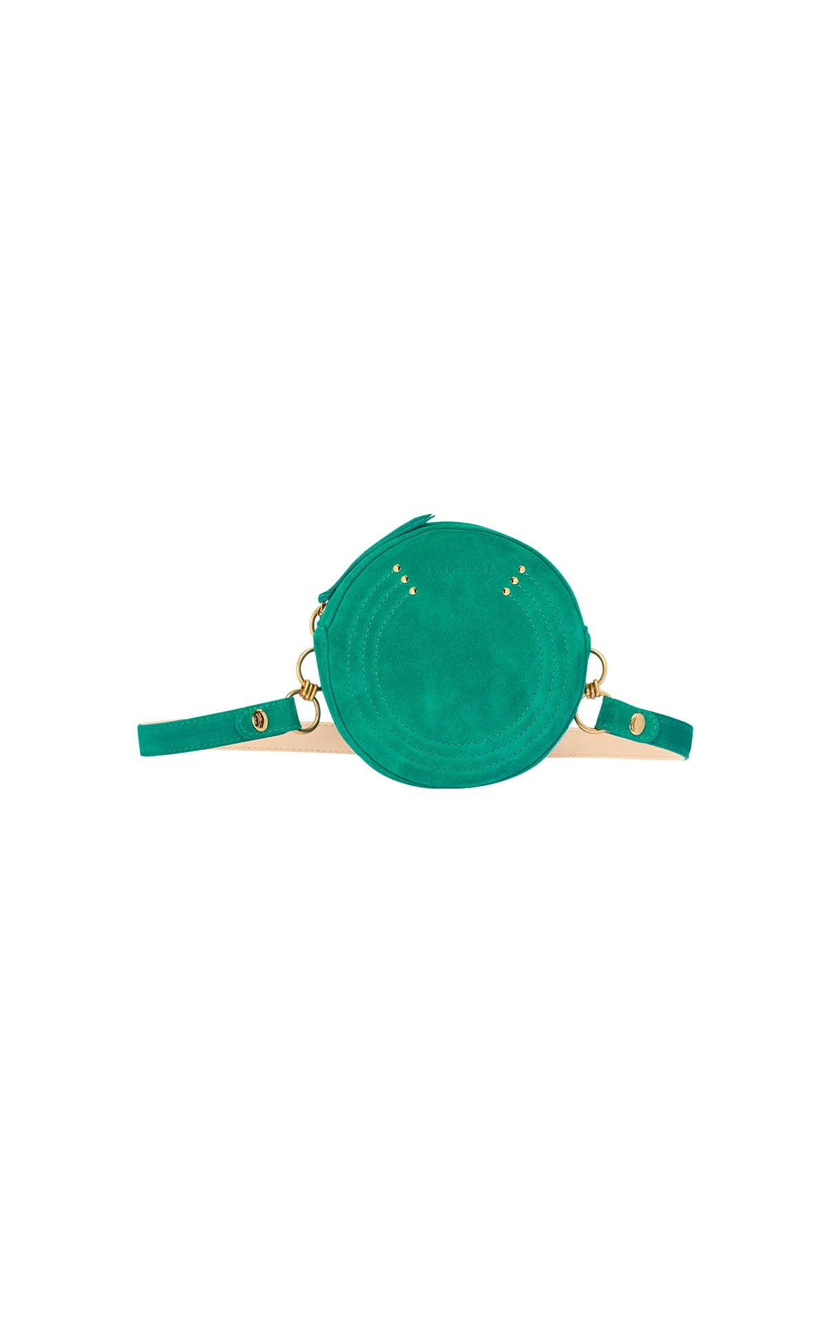 Rounded turquoise bag Longchamp