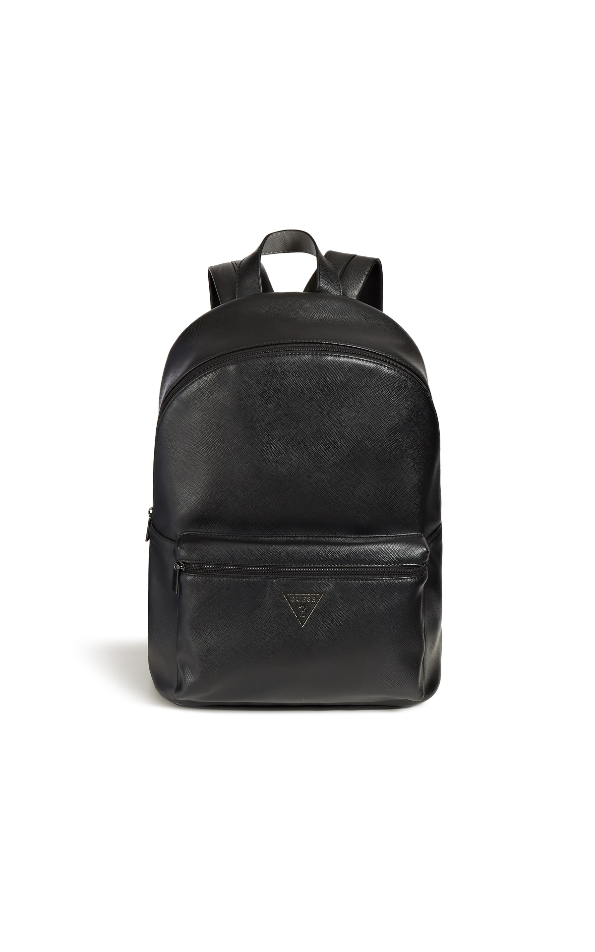Black backpack Guess