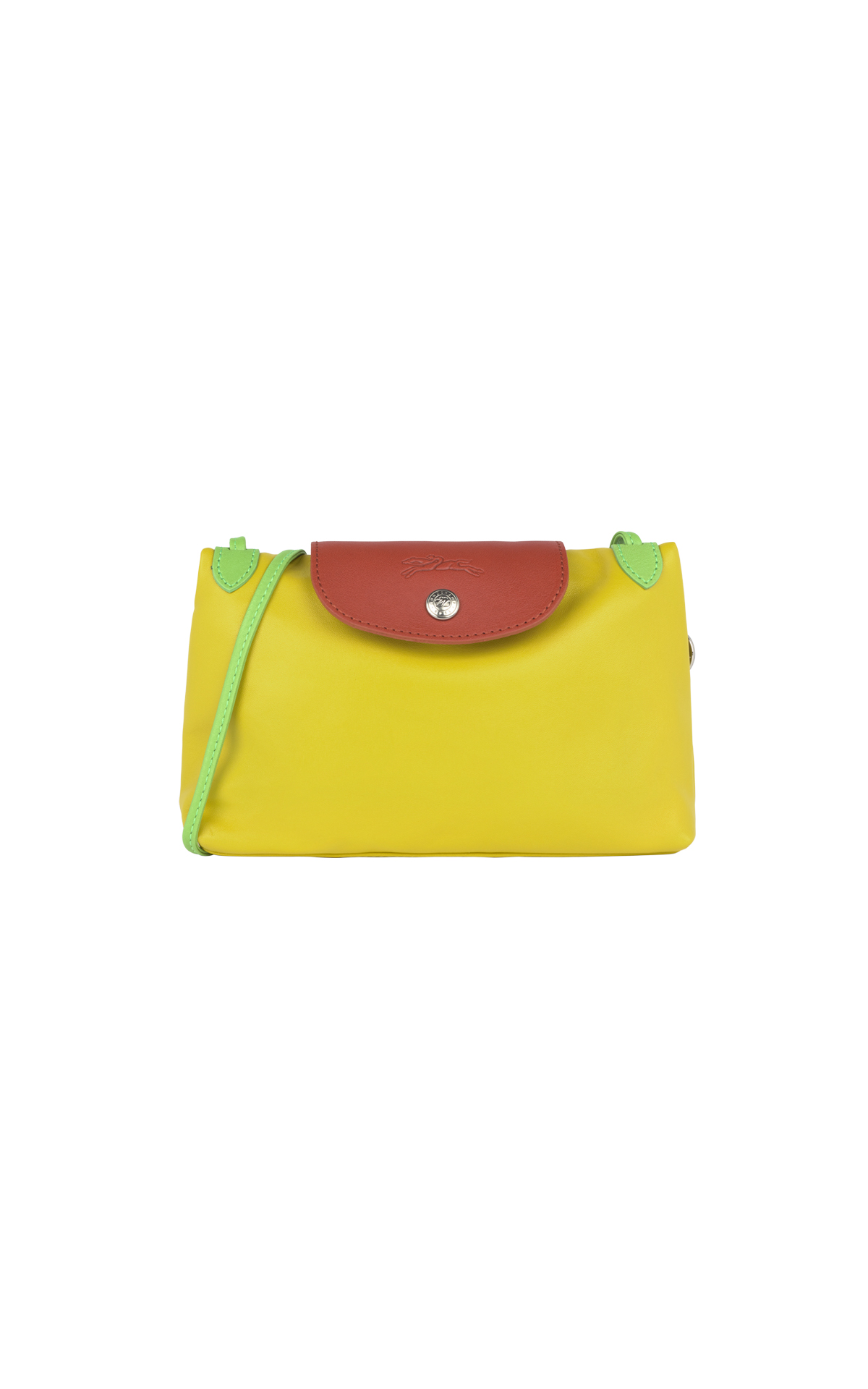 Yellow bag Longchamp