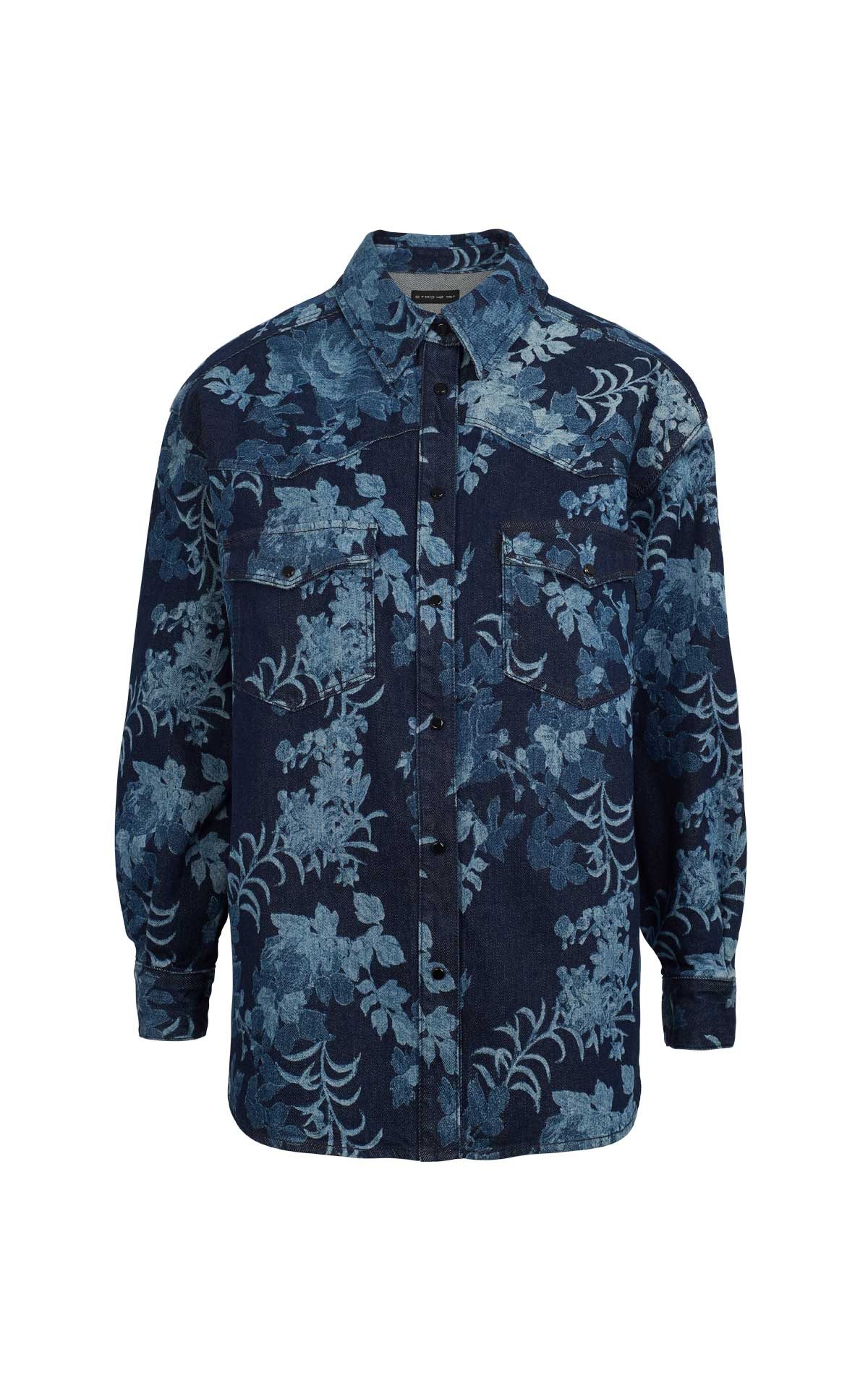 Flowered shirt Etro