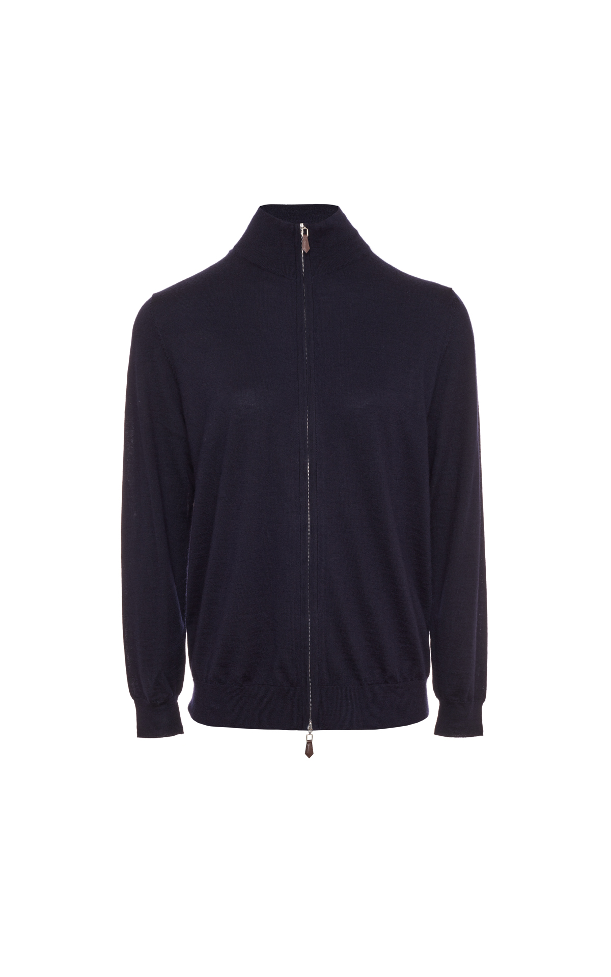 N.Peal  Hyde zip sweater from Bicester Village