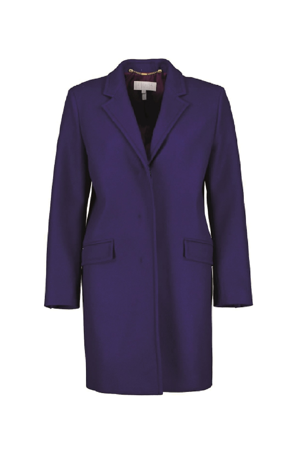 Blue coat Escada