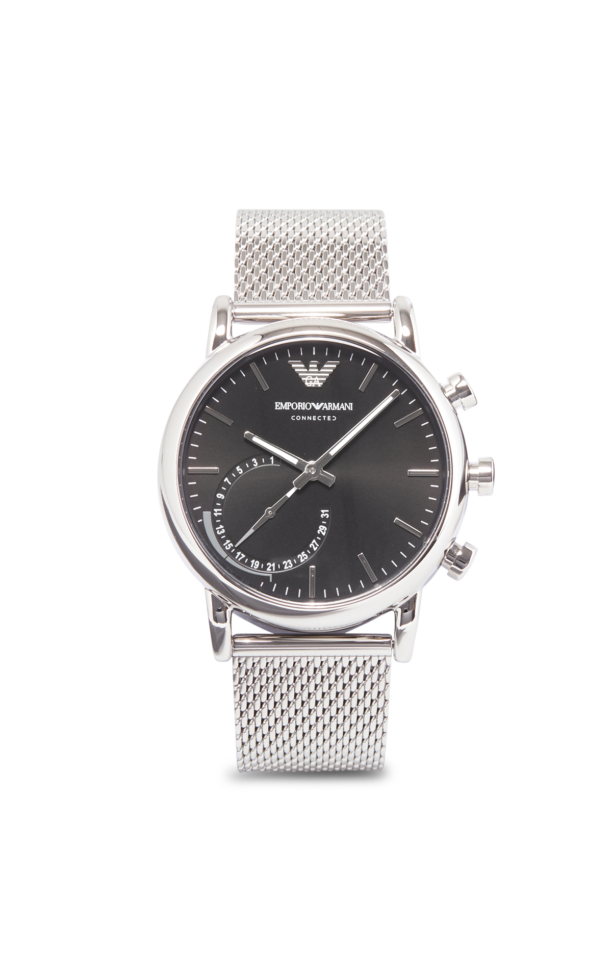 Armani Grey connected watch*