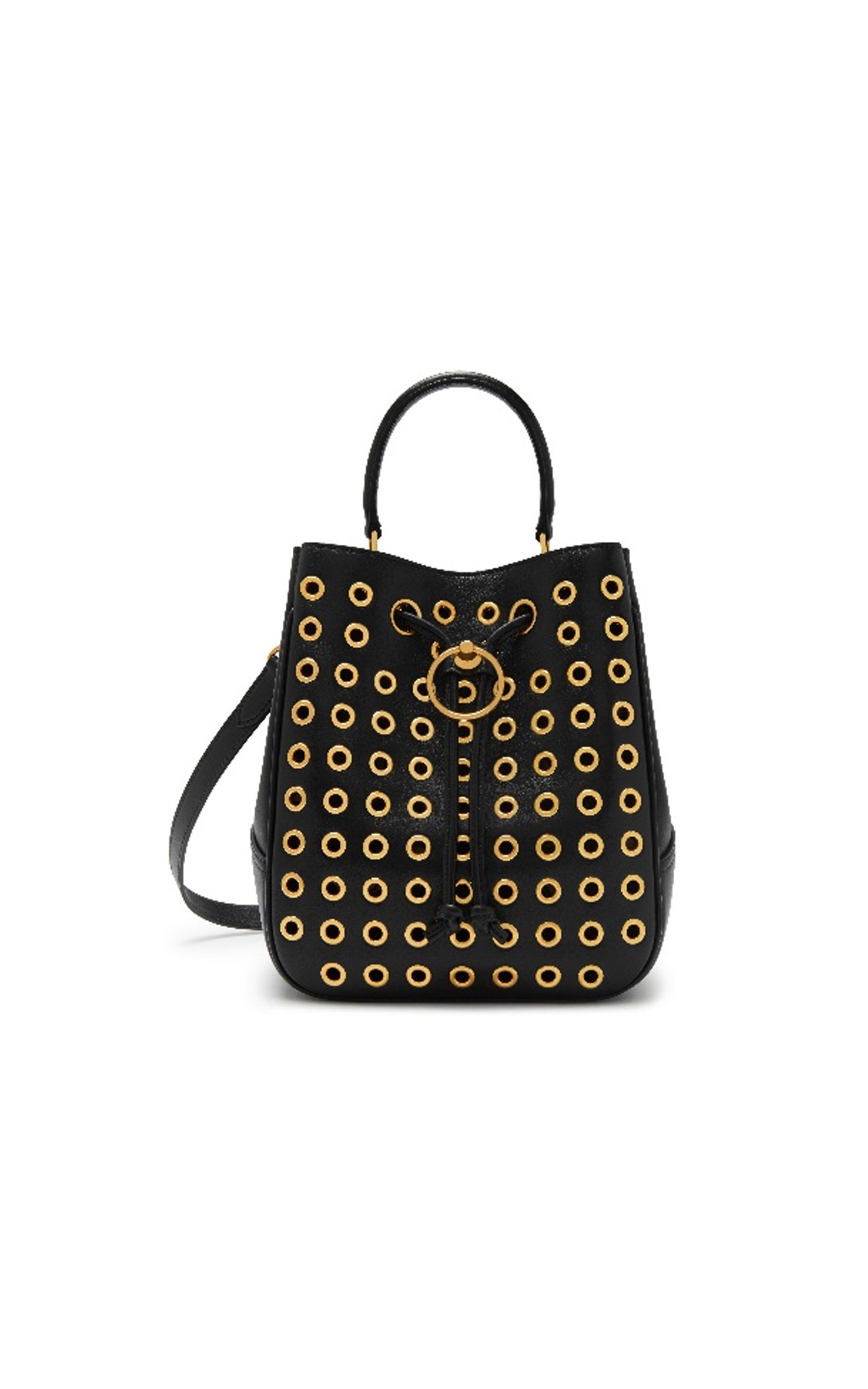 Mulberry Hampstead eyelet shiny calf from Bicester Village