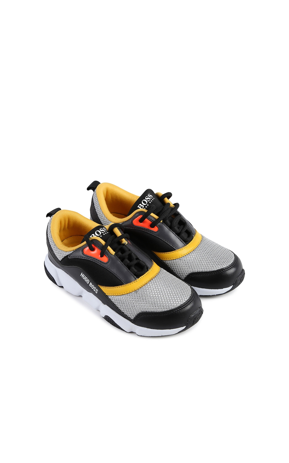 La Vallée Village BOSS Kidswear boy sneakers