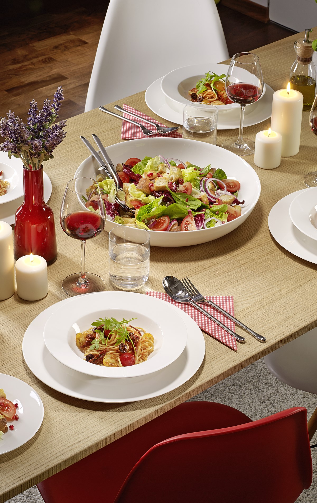 Mariefleur gris collection from Villeroy & Boch