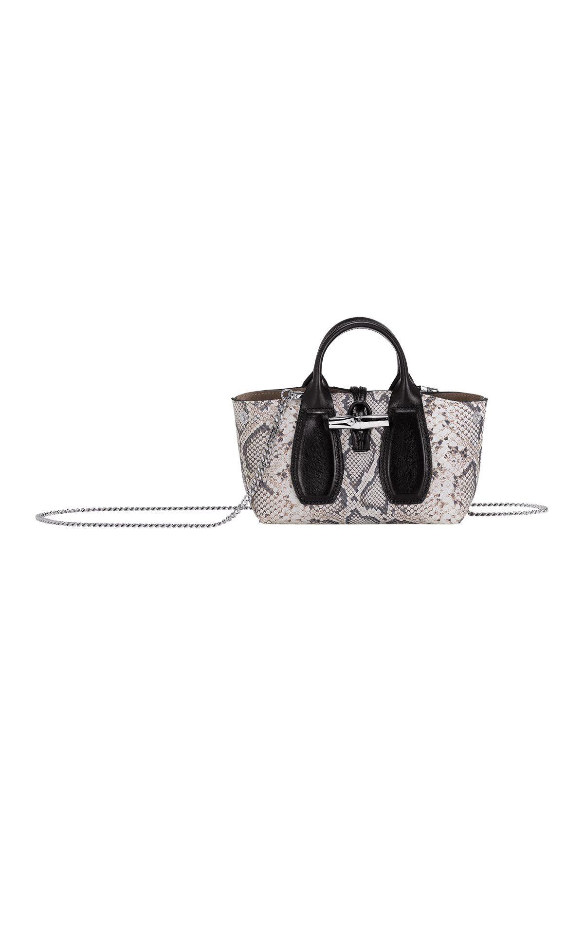 Roseau Python mini bag Longchamp