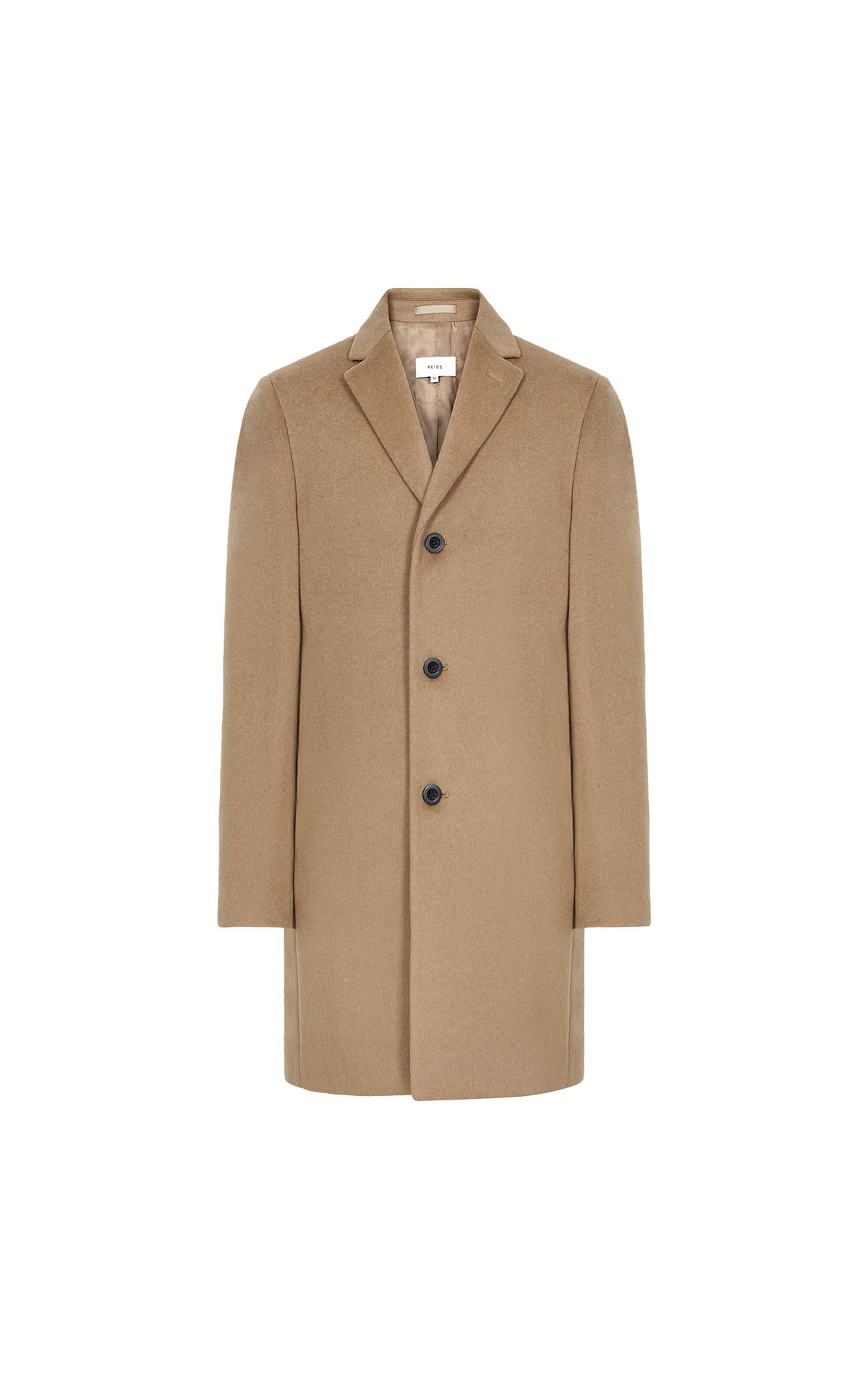 Reiss Gable camel coat from Bicester Village