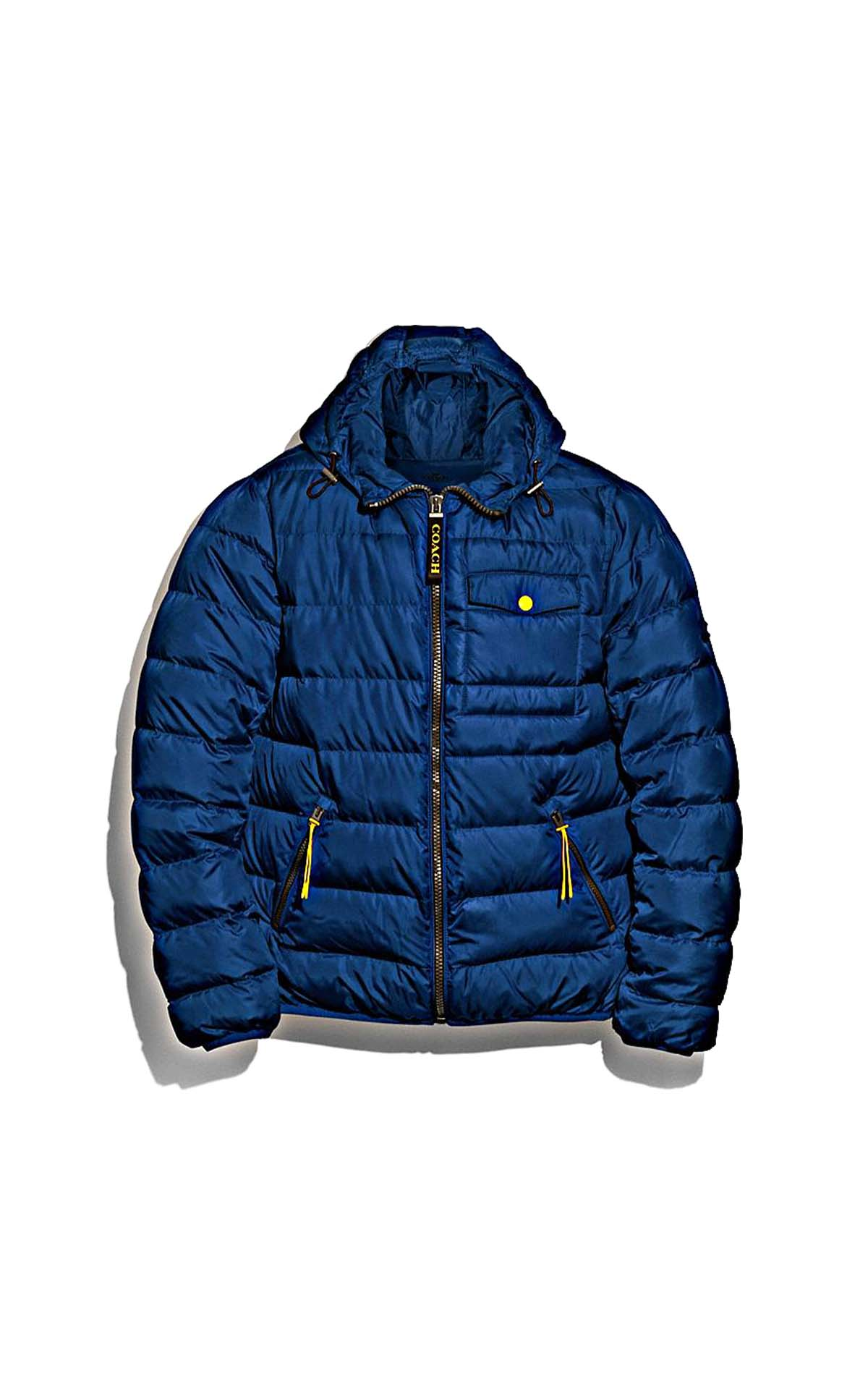 Coach Lightweight Down Jacket