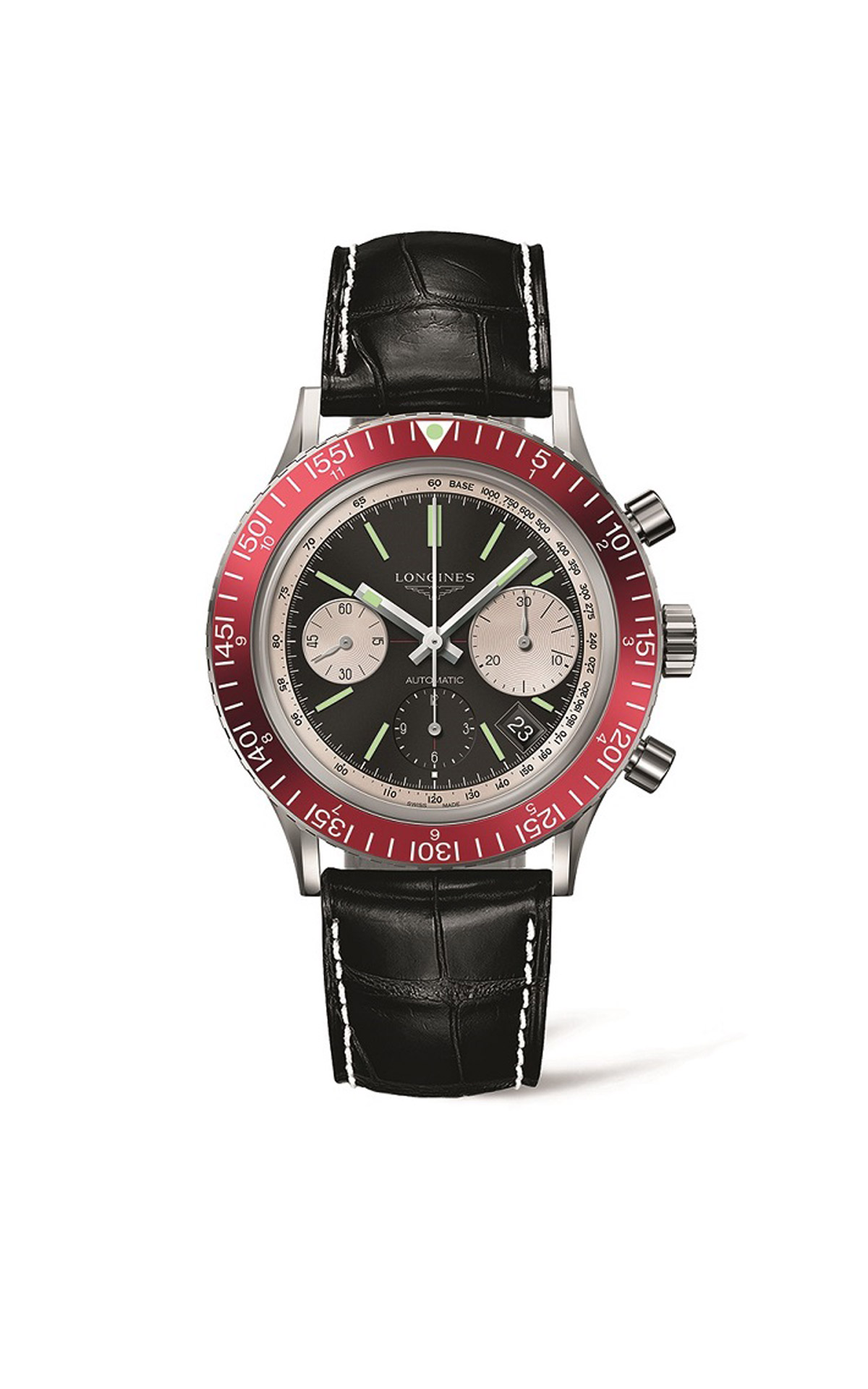 Watch Longines Heritage Diver auto 42mm Hour Passion